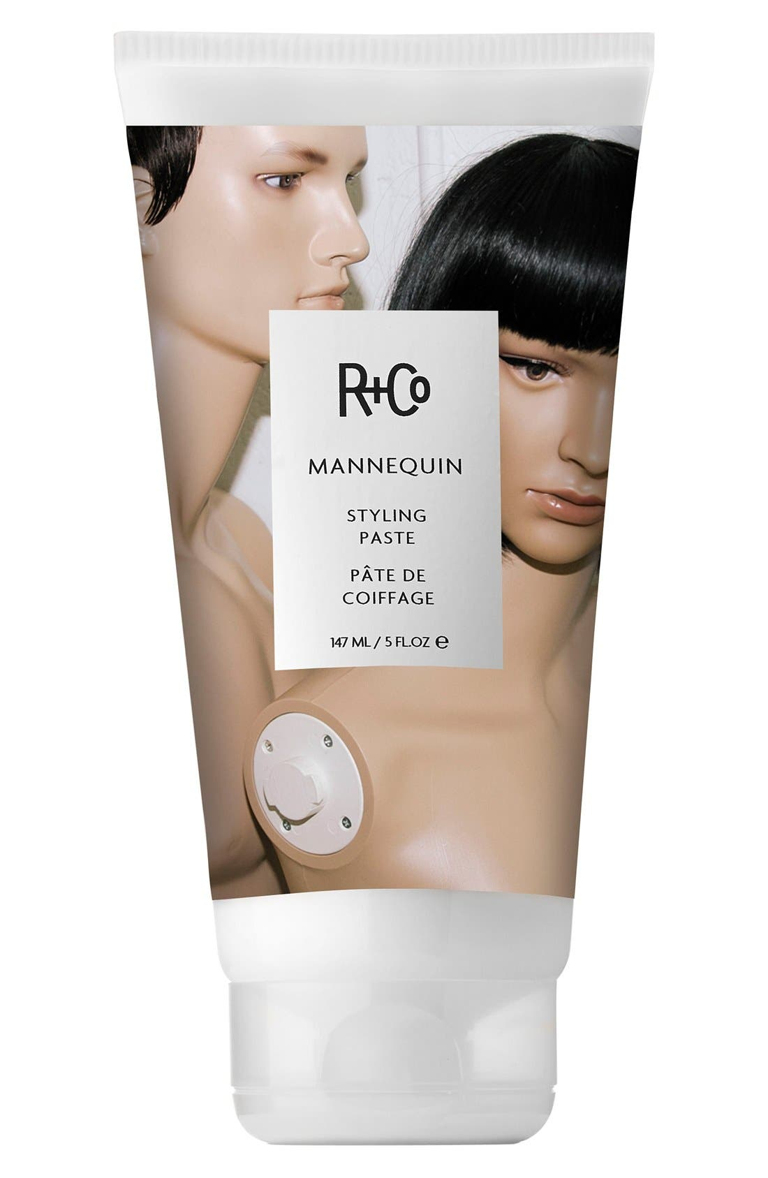 SPACE.NK.apothecary R+Co Mannequin Styling Paste,                             Main thumbnail 1, color,                             NO COLOR