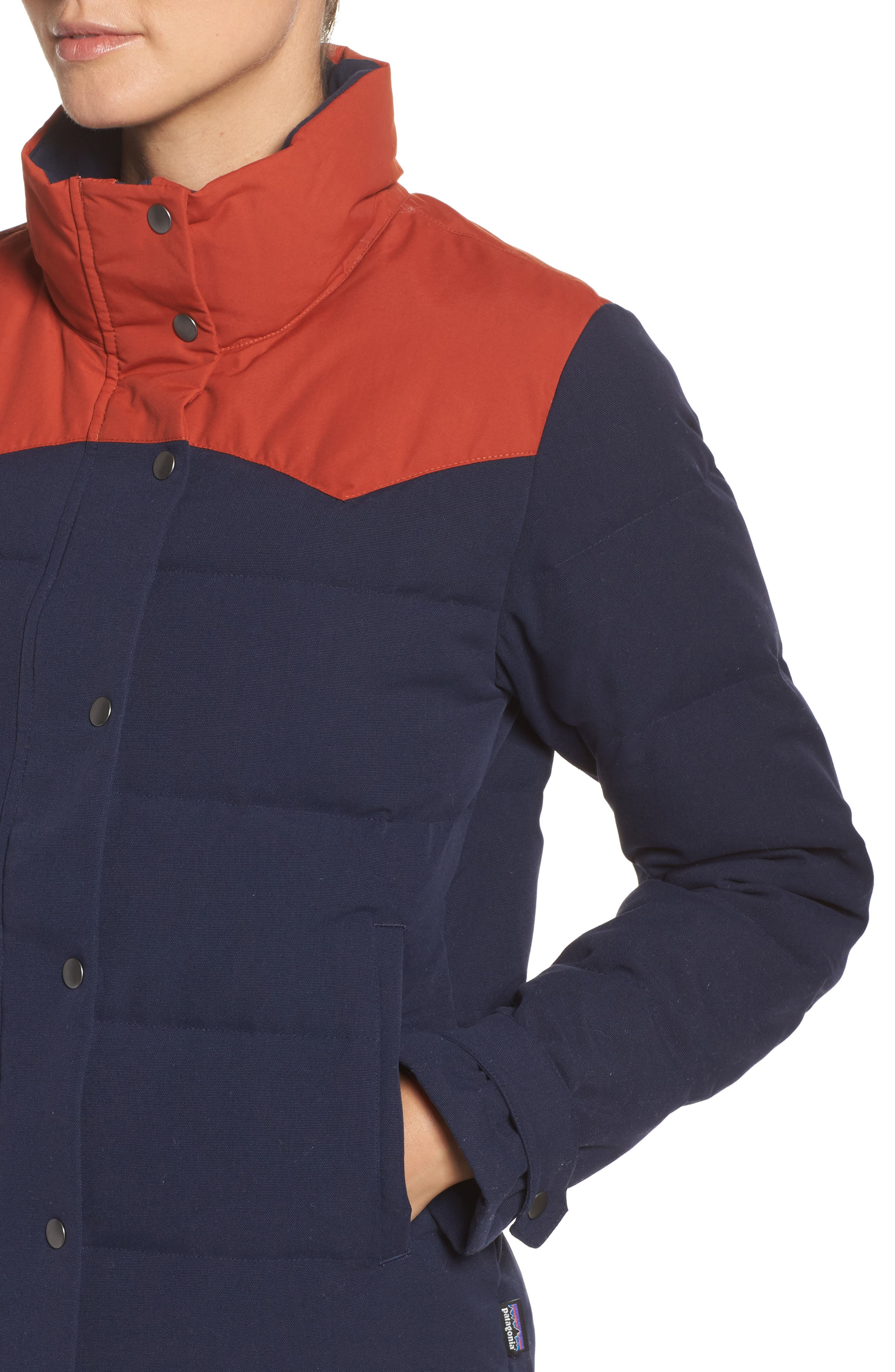 'Bivy' Water Repellent Down Jacket,                             Alternate thumbnail 15, color,