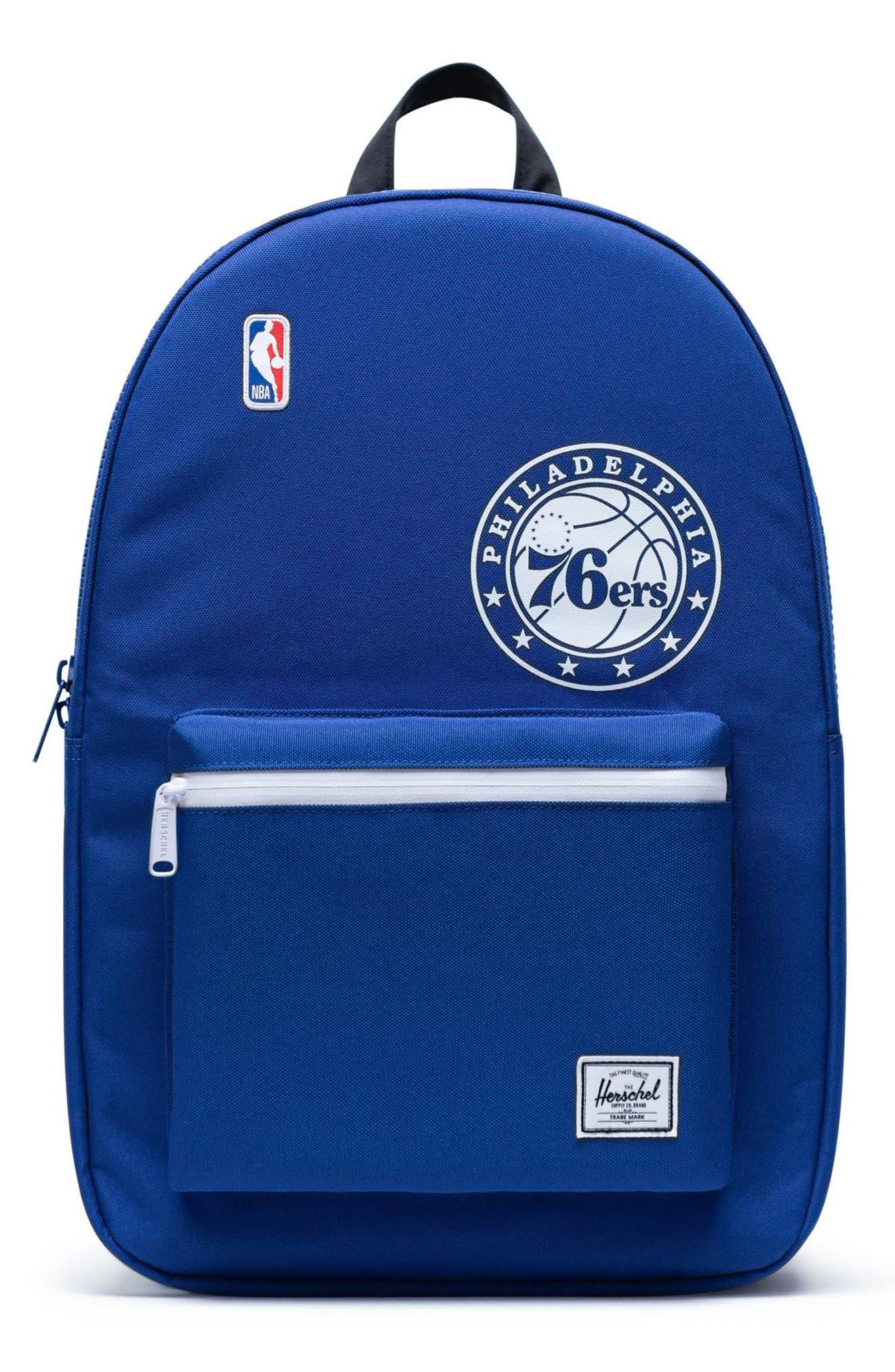 Herschel Supply Co. Settlement Nba Champions 15-Inch Laptop Backpack - Blue
