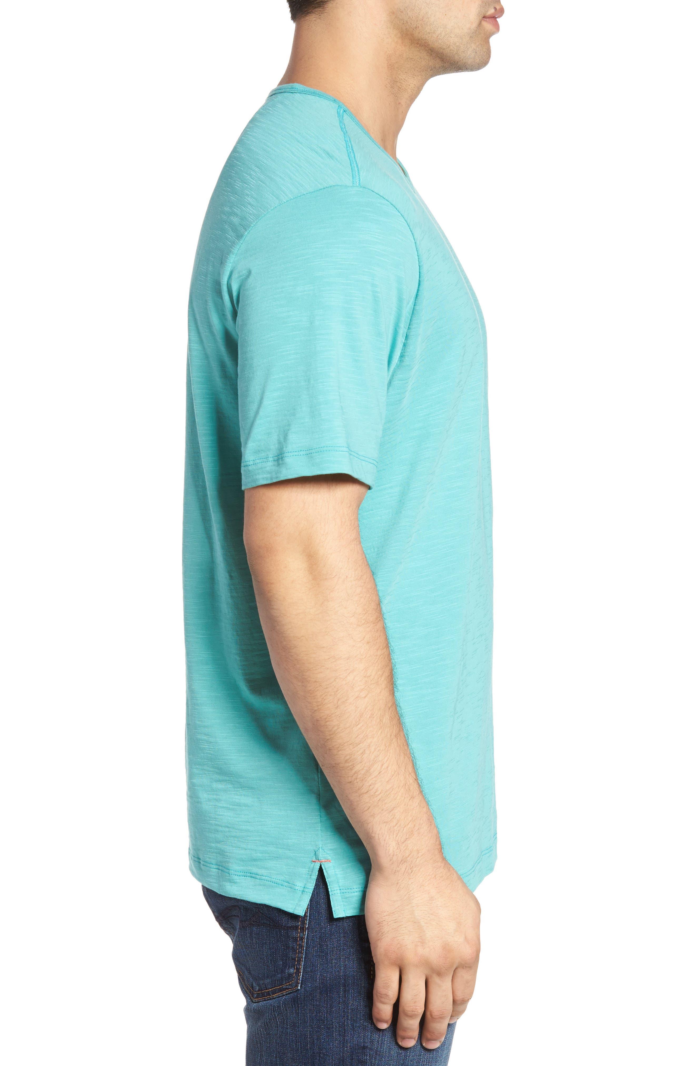 'Portside Player' Pima Cotton T-Shirt,                             Alternate thumbnail 36, color,
