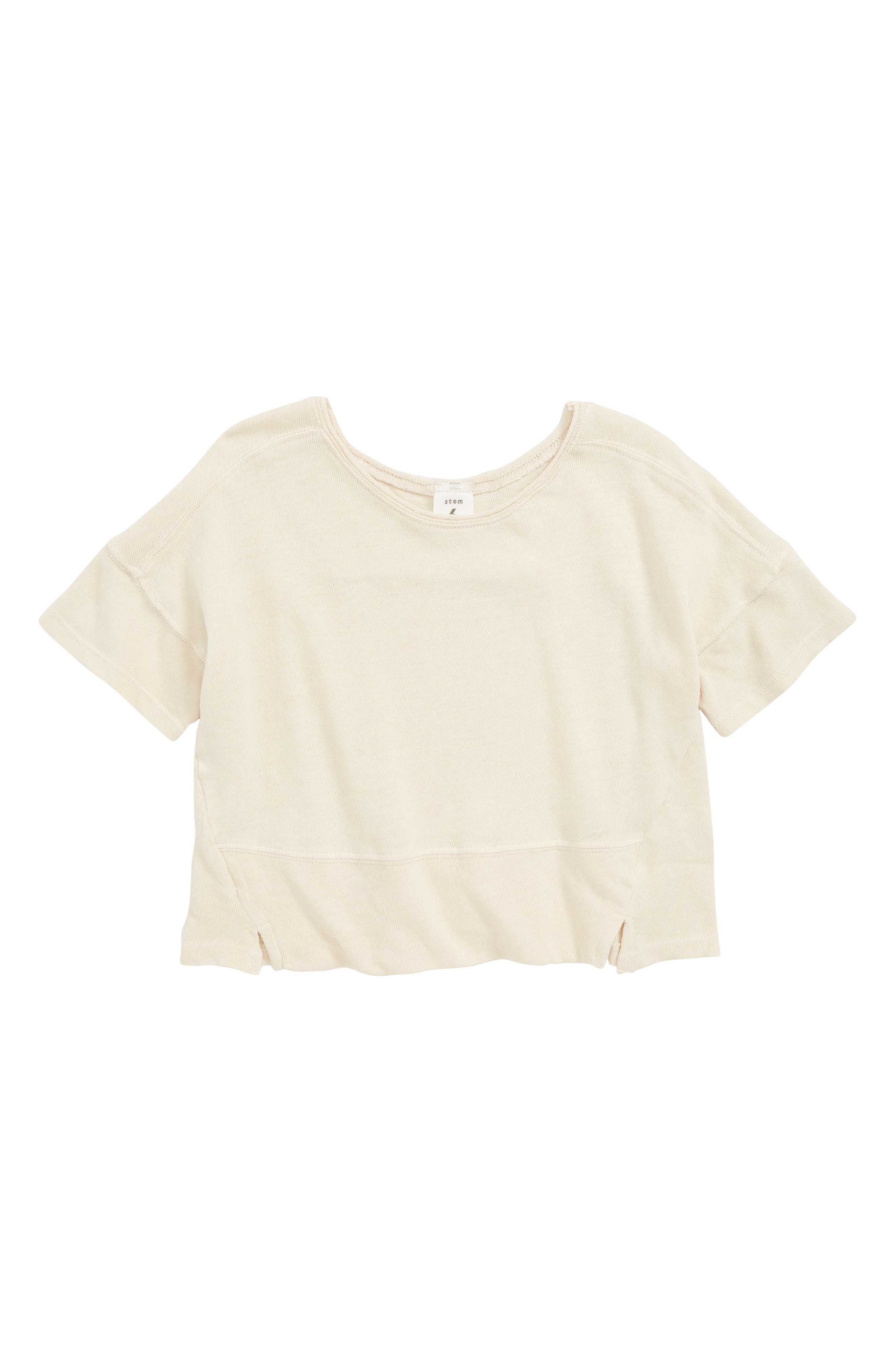 Sporty Seam Tee,                             Main thumbnail 1, color,                             680