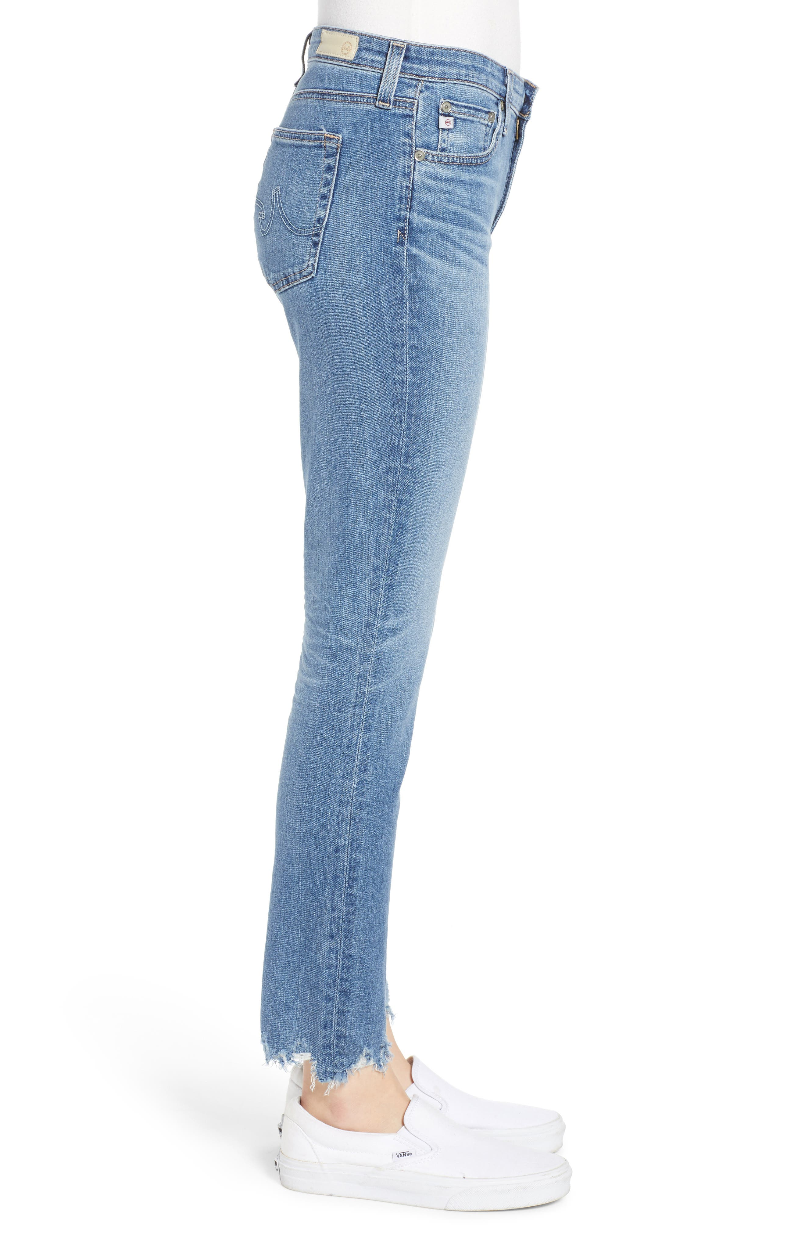 AG,                             The Prima Ankle Skinny Jeans,                             Alternate thumbnail 3, color,                             464