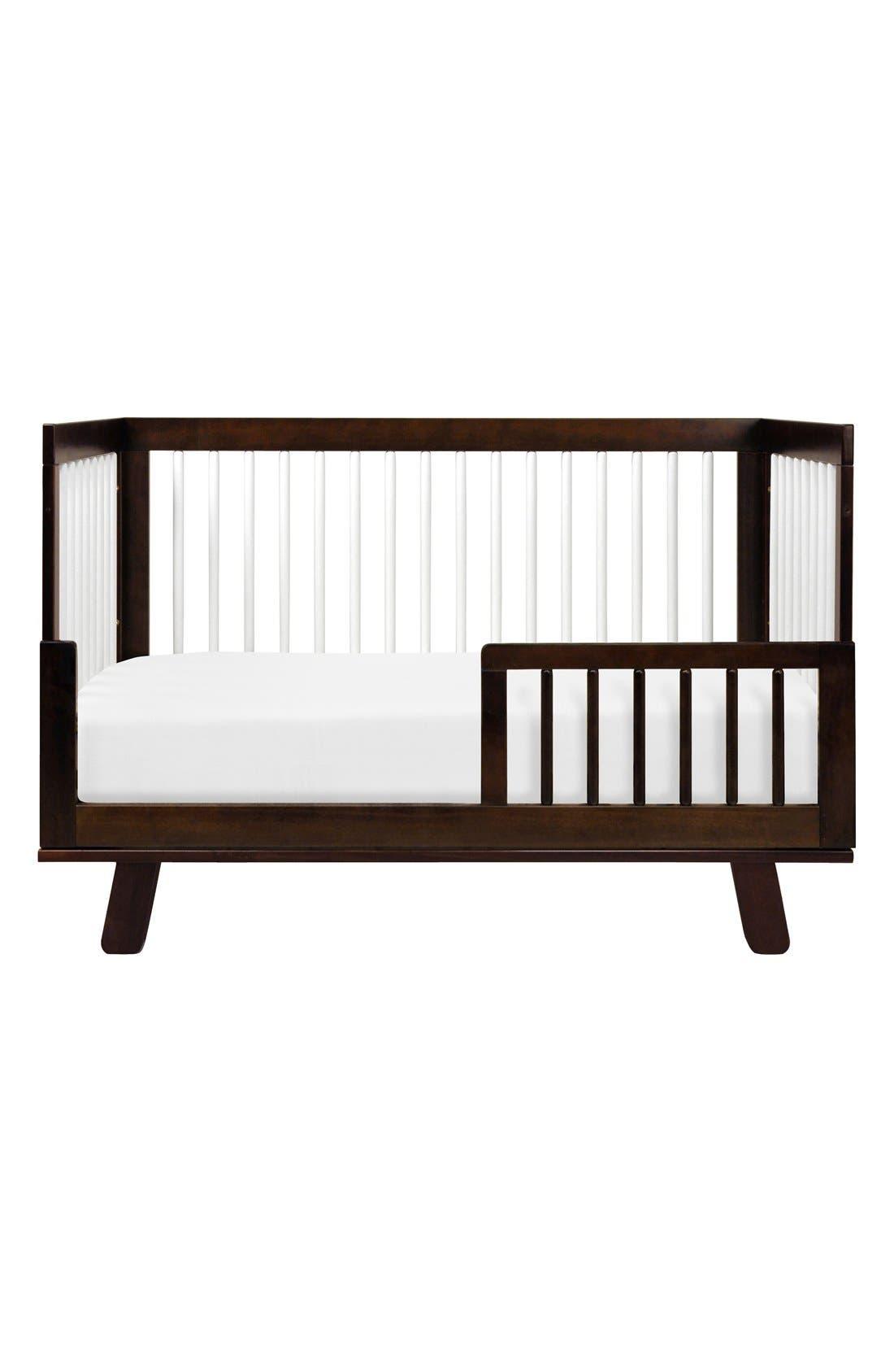 'Hudson' 3-in-1 Convertible Crib,                             Alternate thumbnail 13, color,