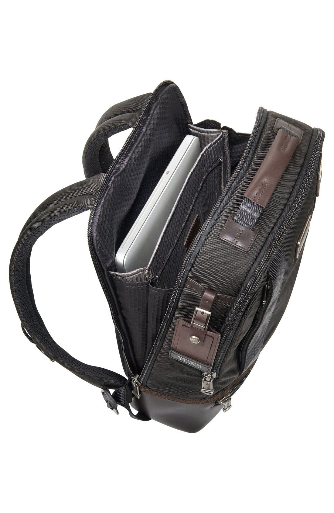 'Alpha Bravo - Dover' Backpack,                             Alternate thumbnail 3, color,                             001