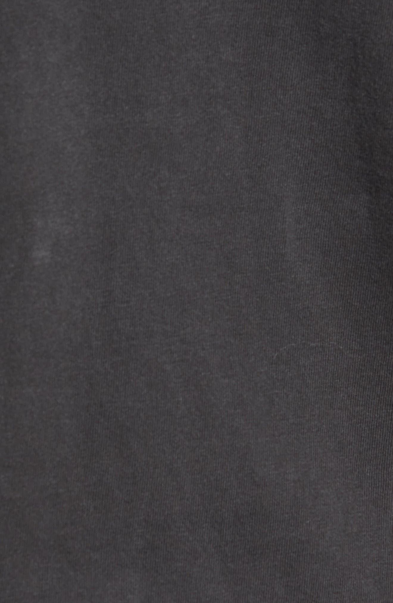 Crewneck Jersey T-Shirt,                             Alternate thumbnail 425, color,