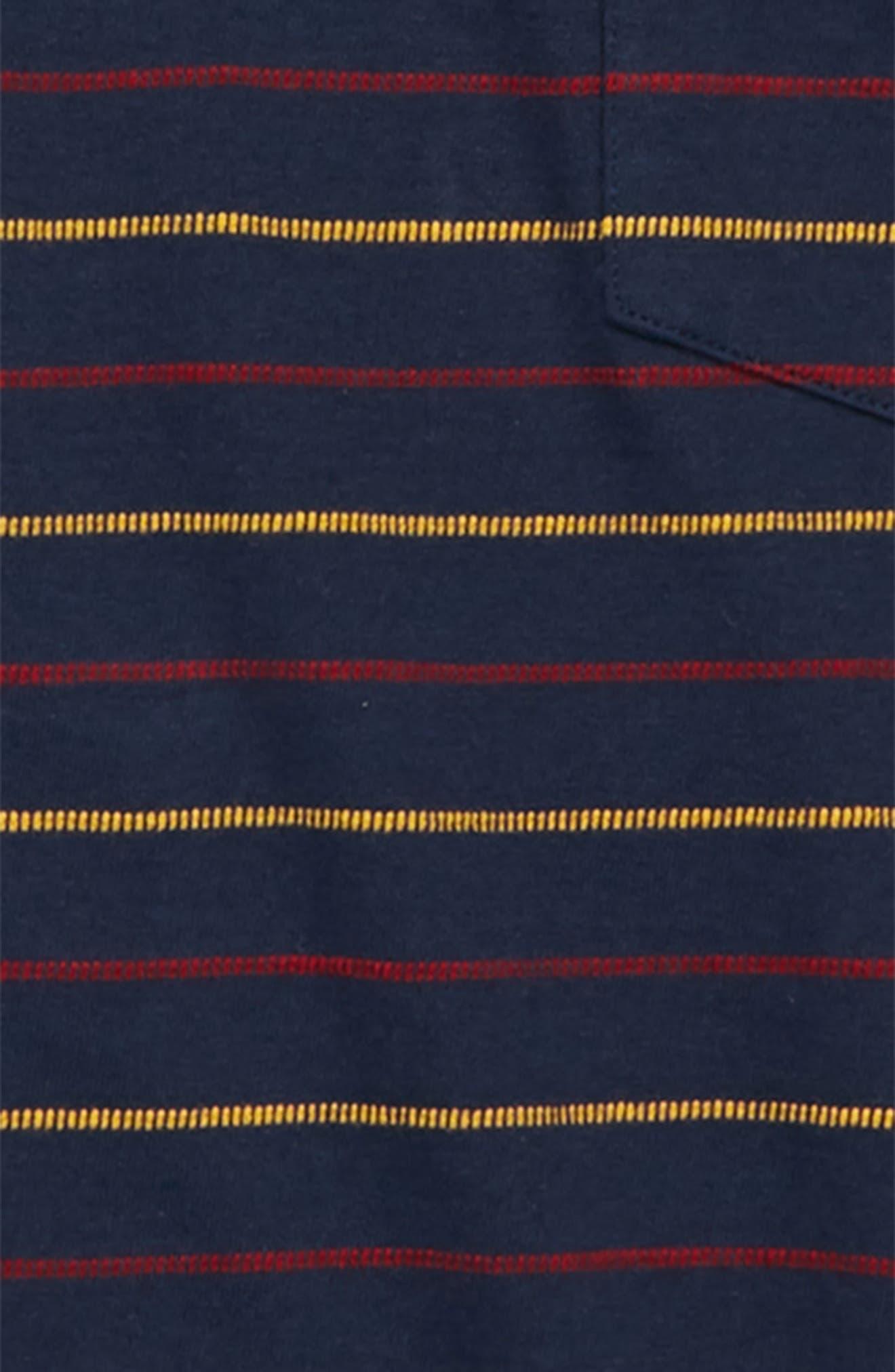 Strikemont III T-Shirt,                             Alternate thumbnail 2, color,                             DRESS BLUES