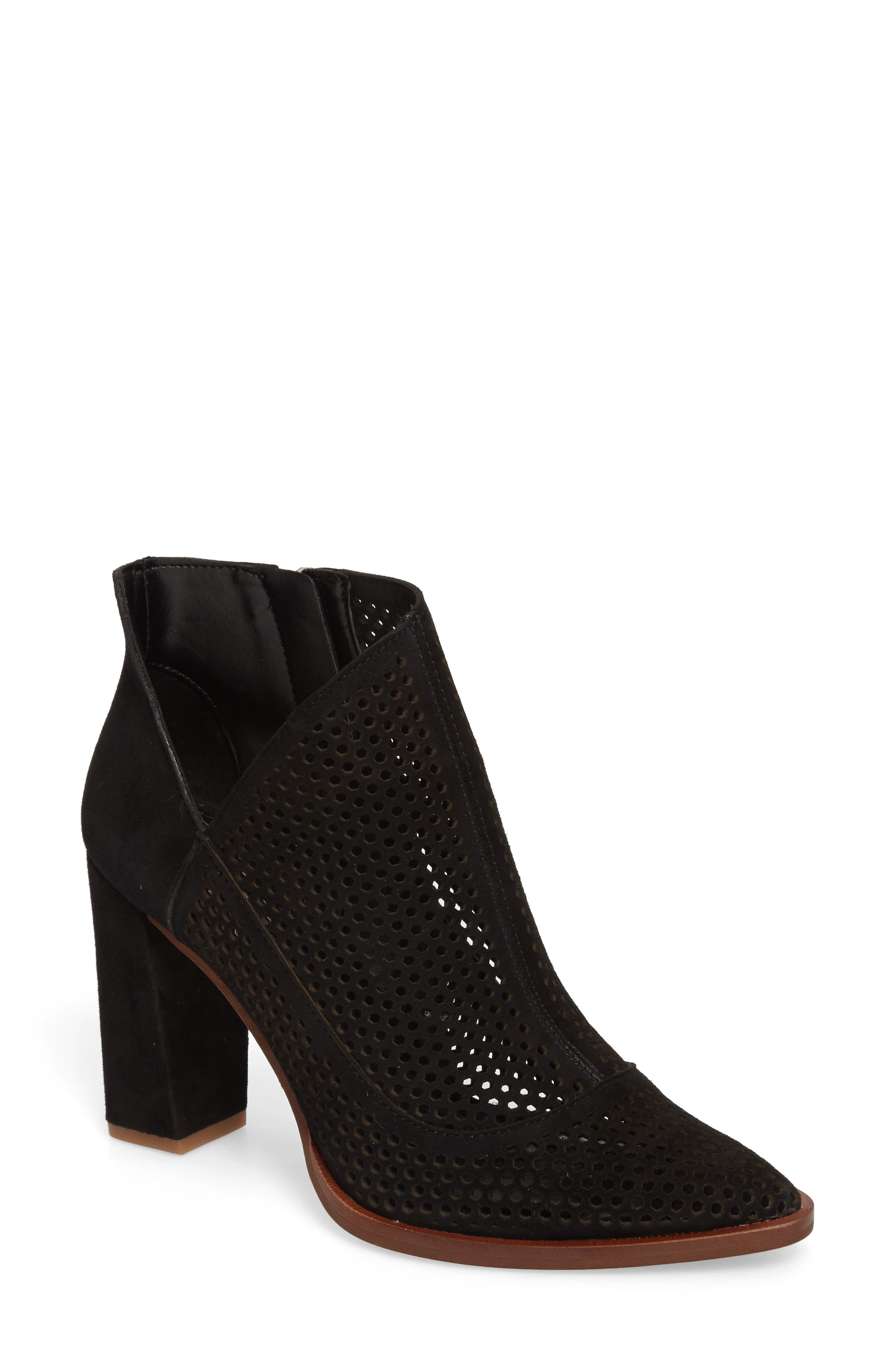 Levesna Bootie,                             Main thumbnail 1, color,                             001
