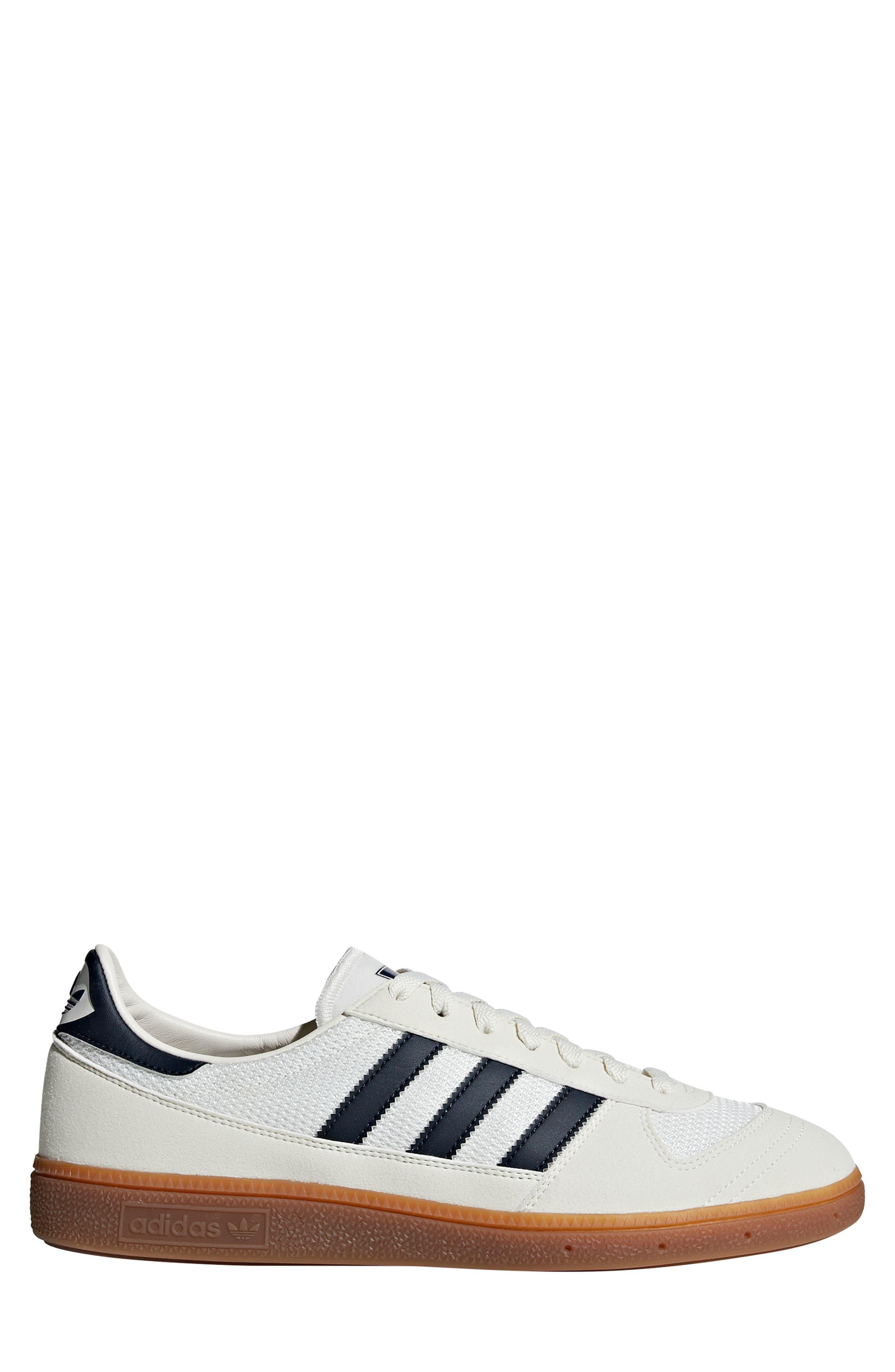 Wilsy SPZL Sneaker,                             Alternate thumbnail 3, color,                             OFF WHITE/ NIGHT NAVY