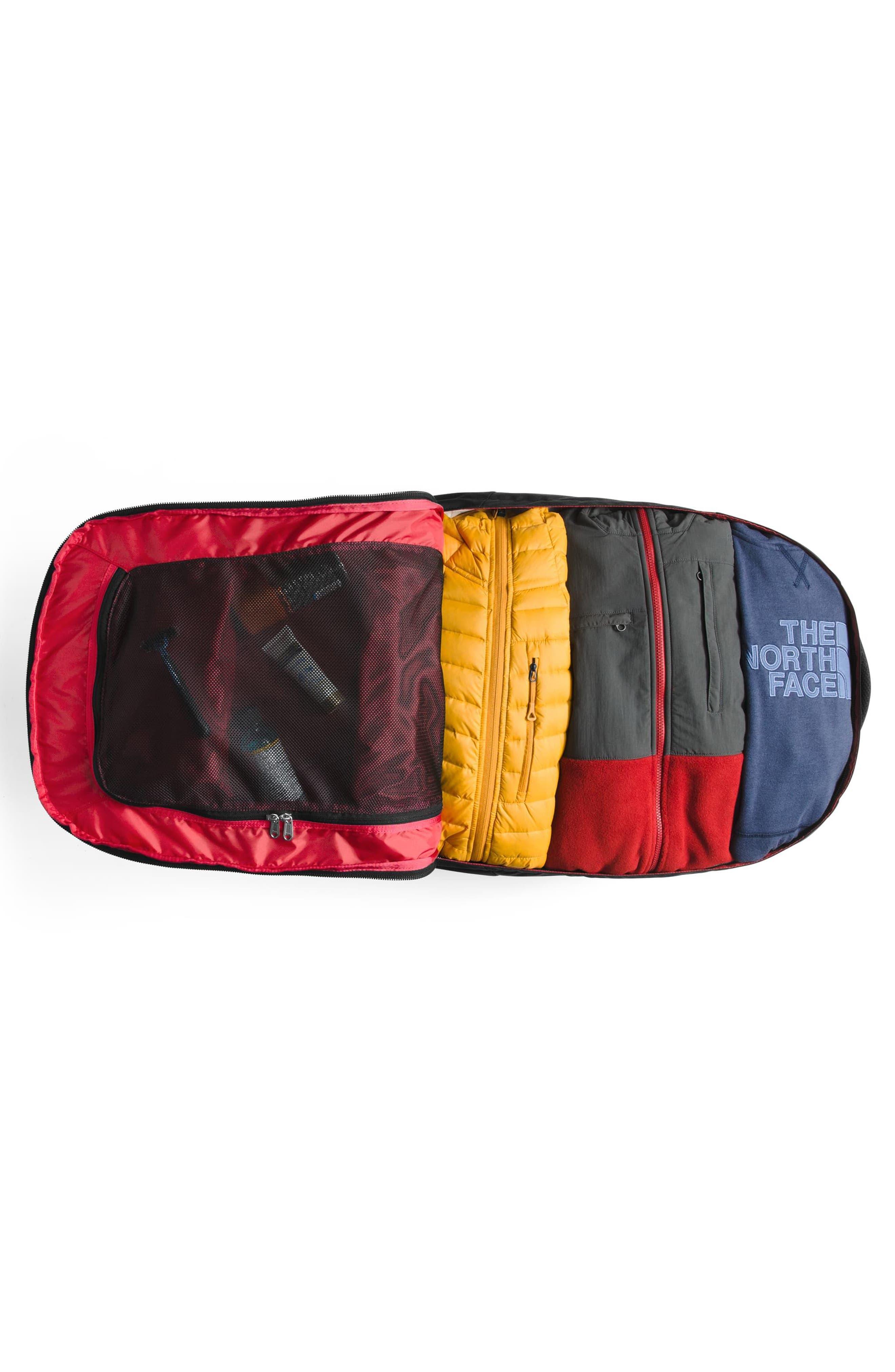Long Haul 26-Inch Rolling Duffel Bag,                             Alternate thumbnail 3, color,                             001