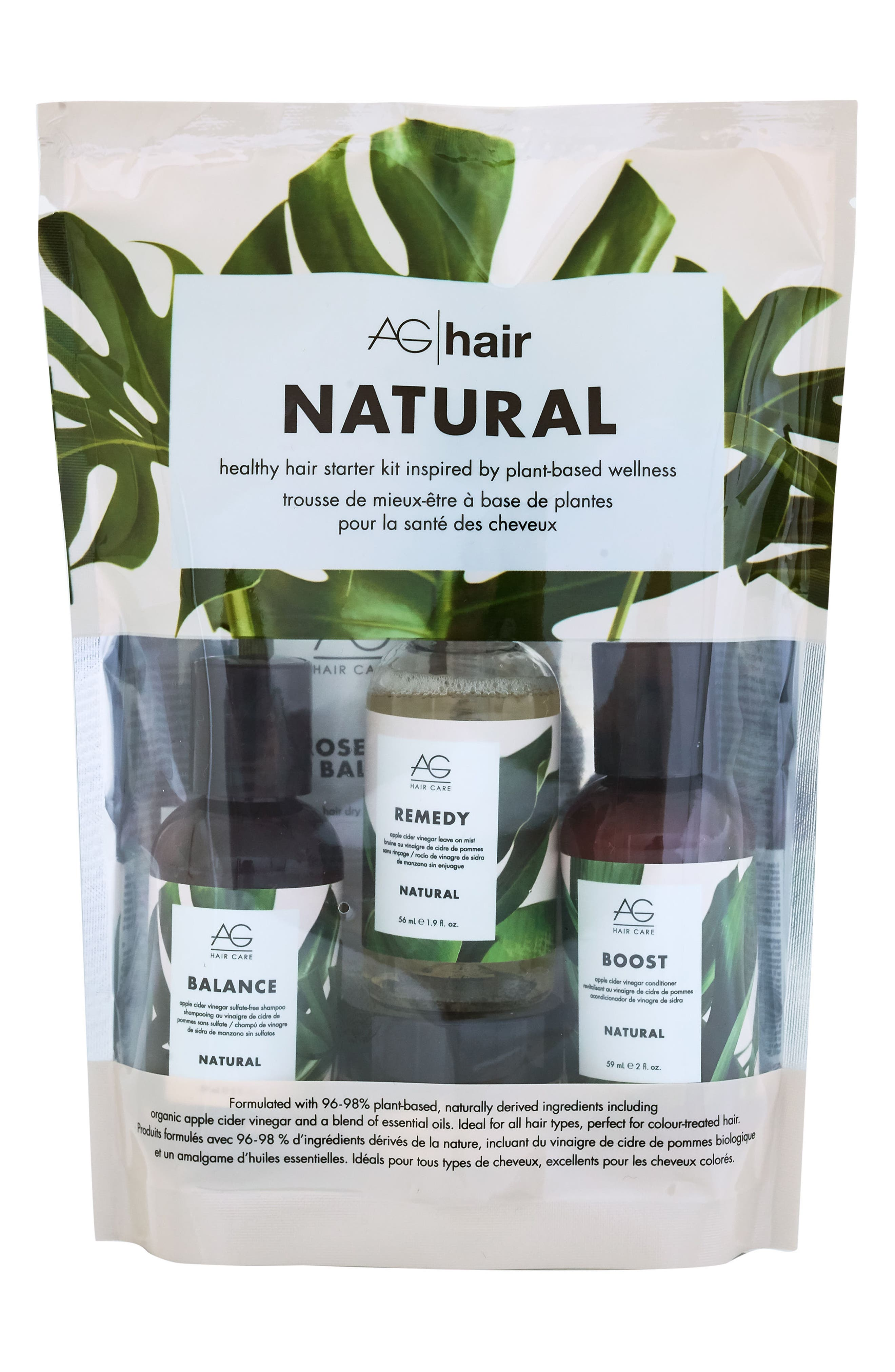 Healthy Hair Starter Kit,                             Alternate thumbnail 2, color,                             NO COLOR
