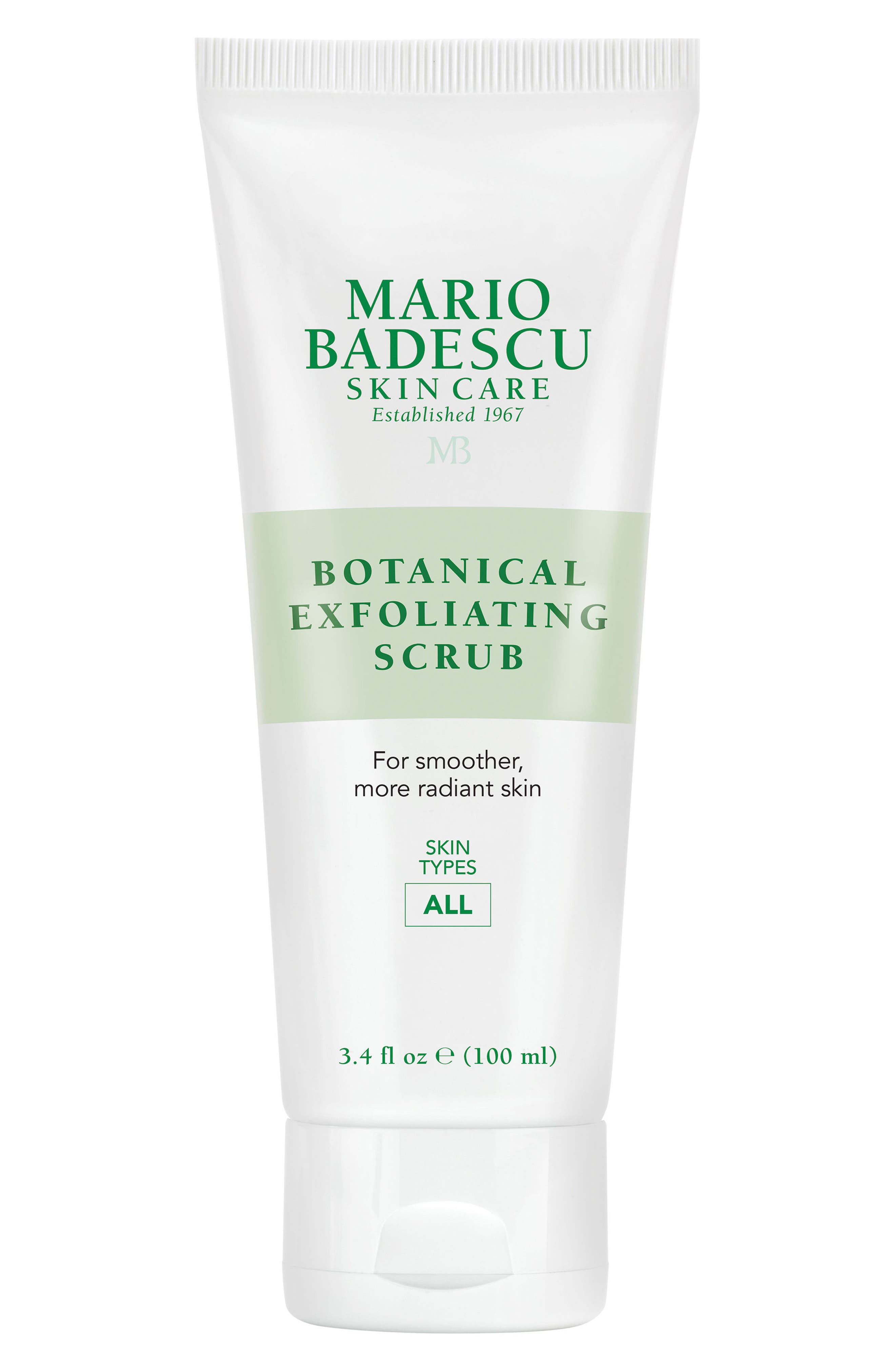 Image result for mario badescu botanical exfoliating scrub
