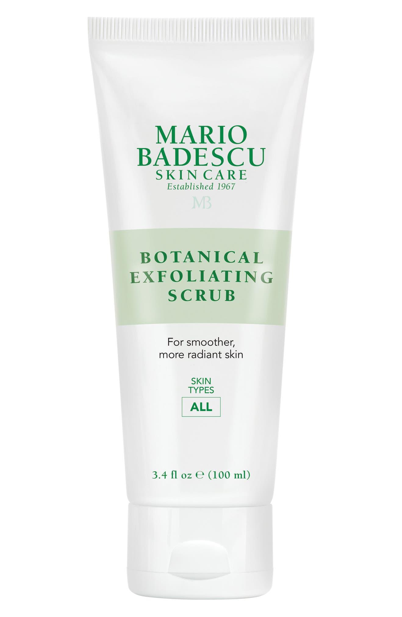 Image result for mario badescu botanical exfoliating scrub