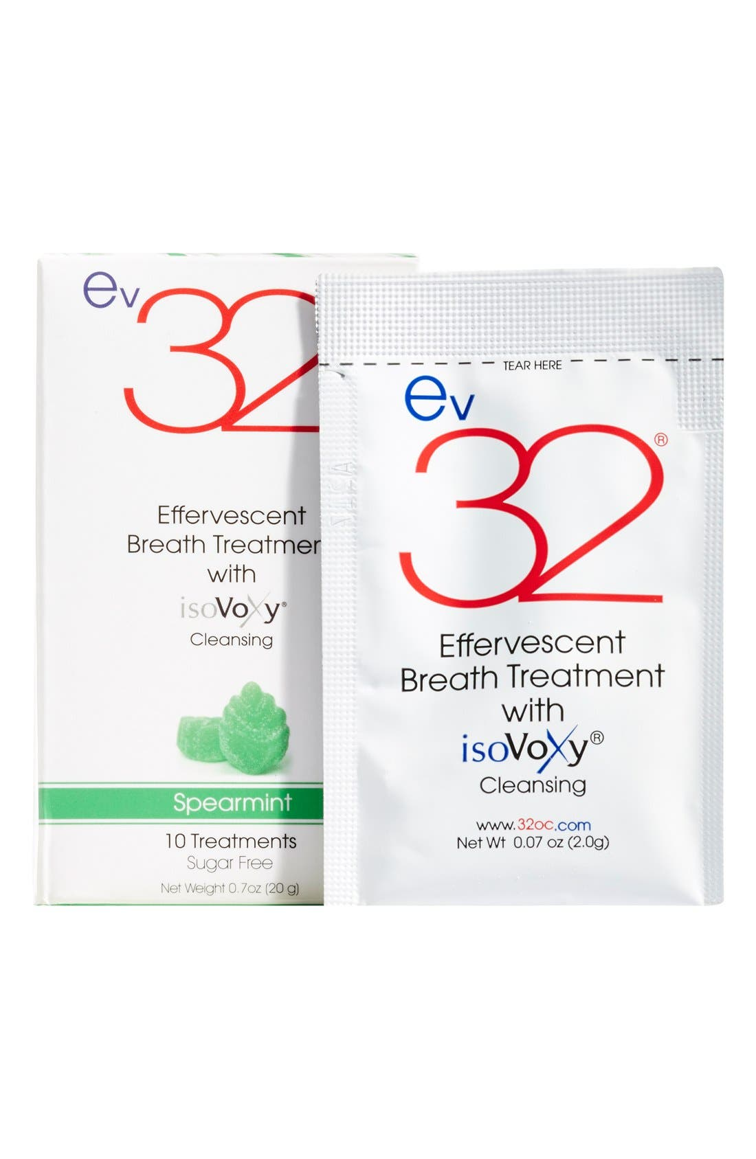 ev32<sup>®</sup> Effervescent Breath Treatment,                             Alternate thumbnail 3, color,                             300