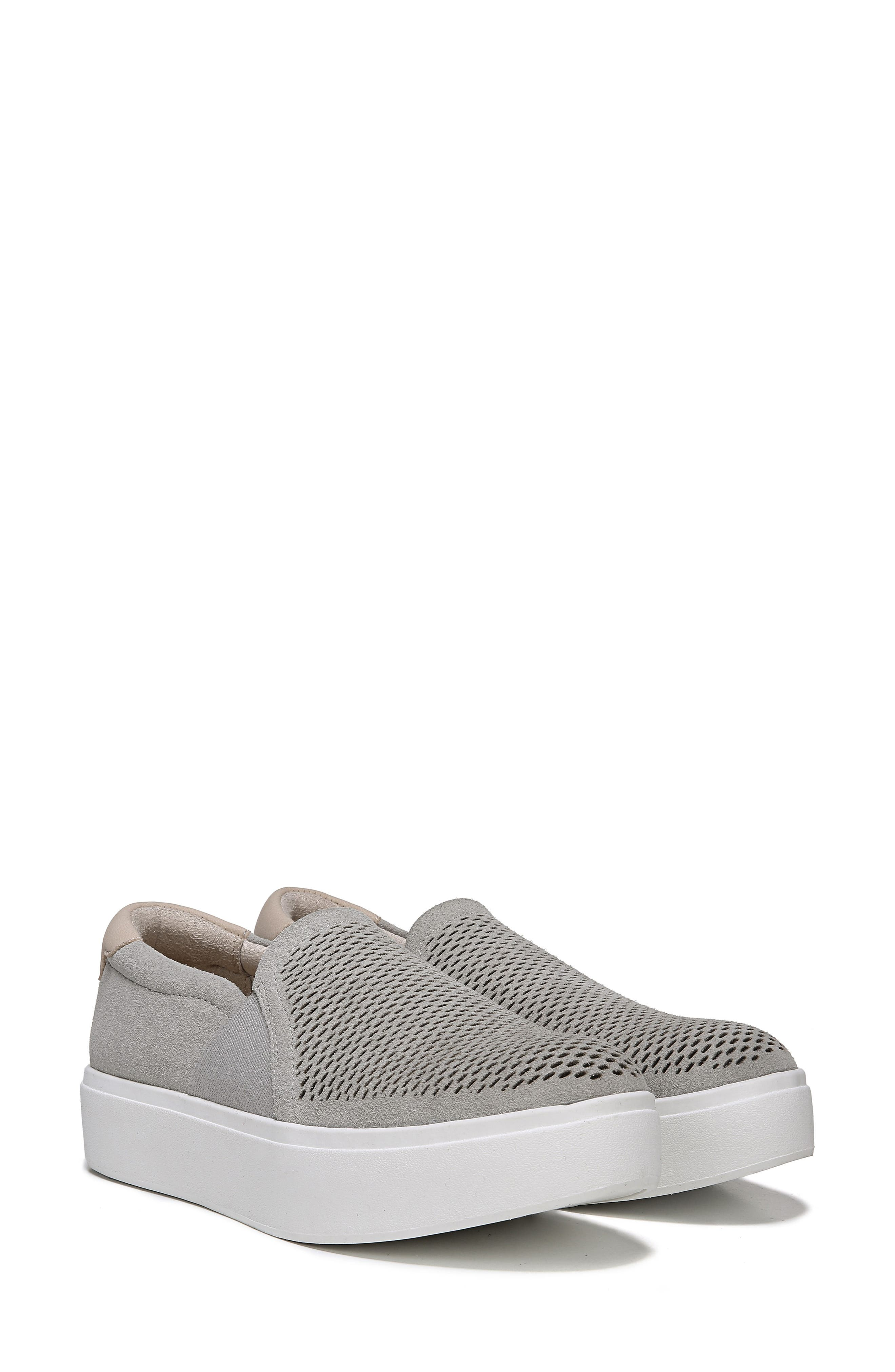 Abbot Lux Sneaker,                             Alternate thumbnail 8, color,                             GREY LEATHER