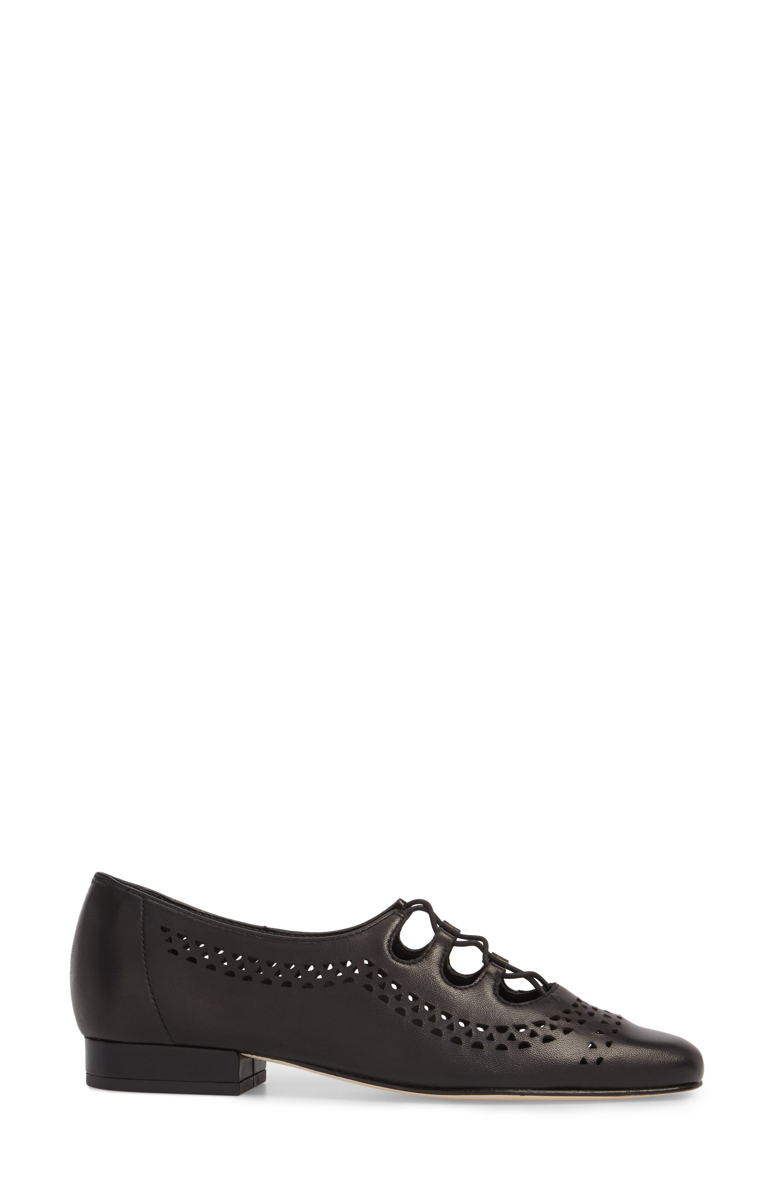 Fabra Perforated Oxford Slip-On,                             Alternate thumbnail 7, color,