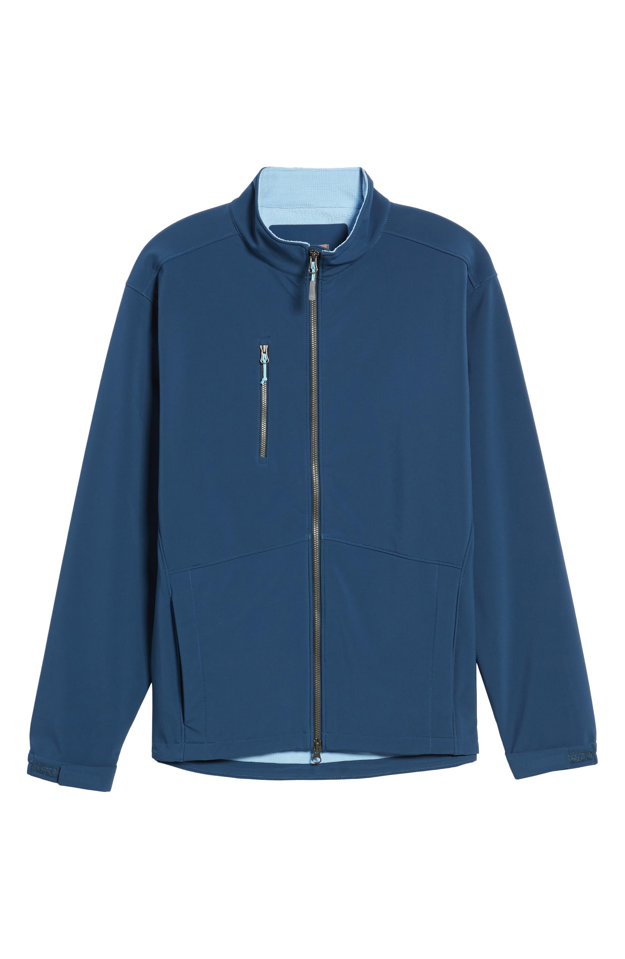Perth Quarter Zip Stretch Pullover,                             Alternate thumbnail 26, color,