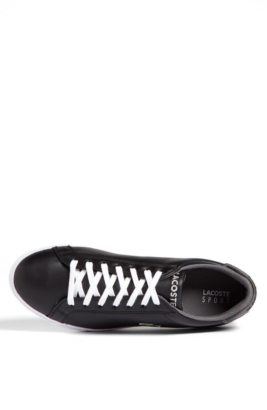'Graduate' Sneaker,                             Alternate thumbnail 4, color,                             002