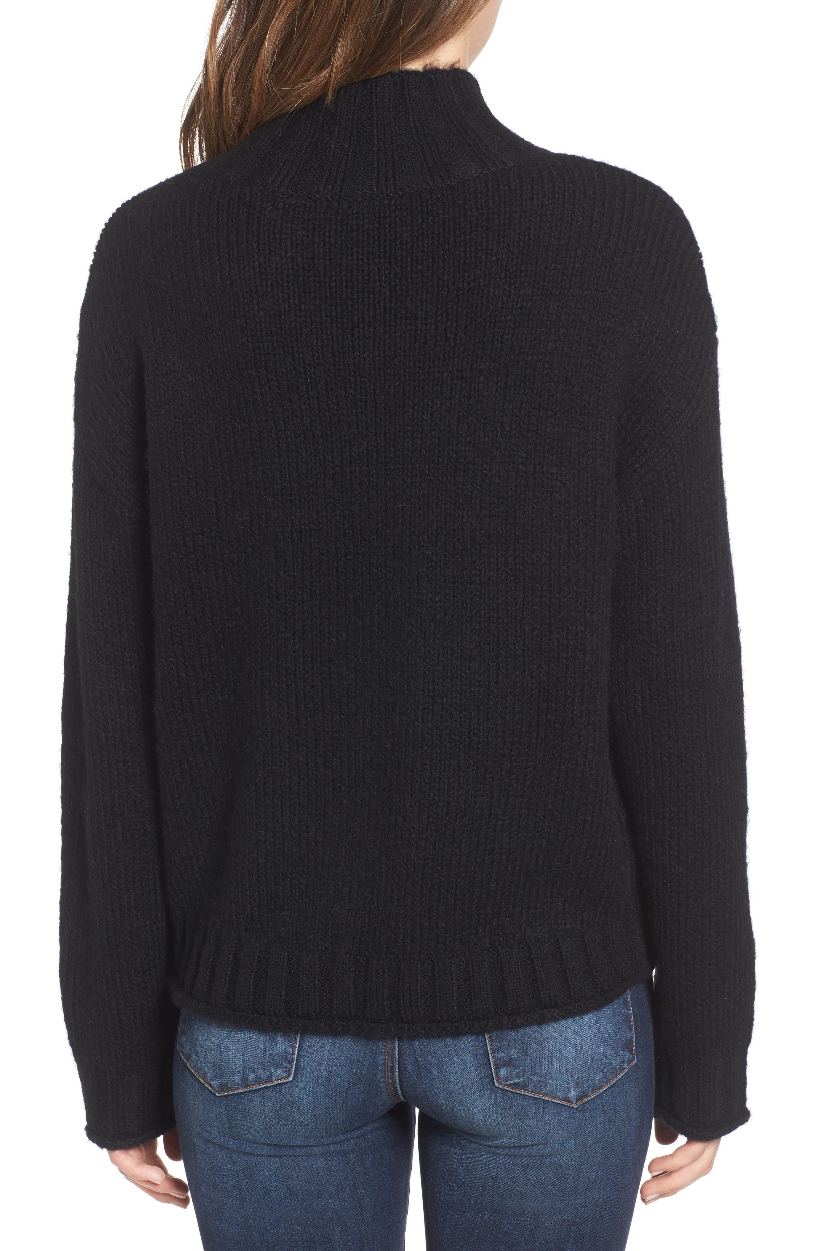 Cozy Mock Neck Sweater,                             Alternate thumbnail 10, color,