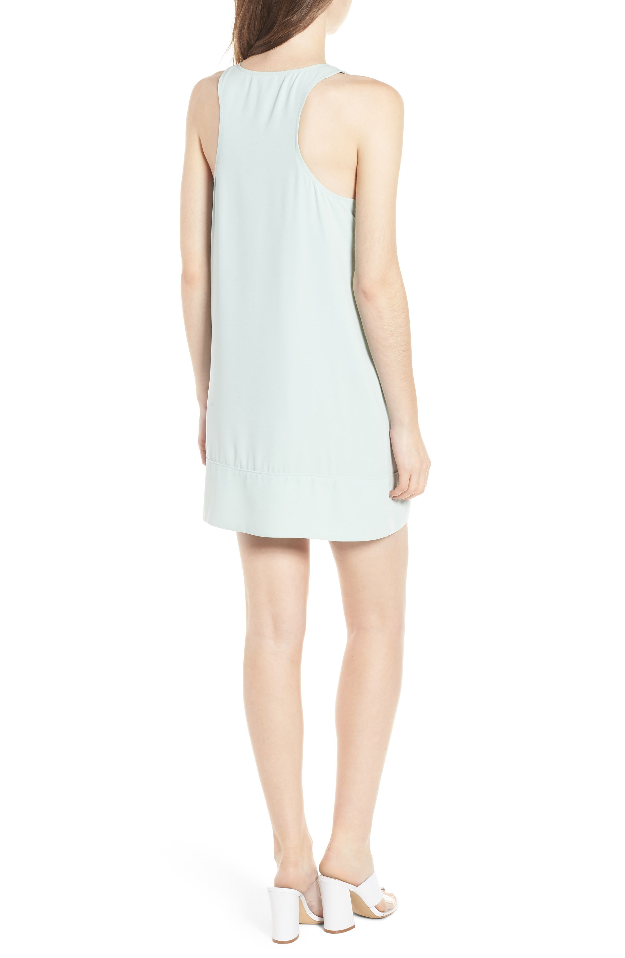 Racerback Shift Dress,                             Alternate thumbnail 54, color,
