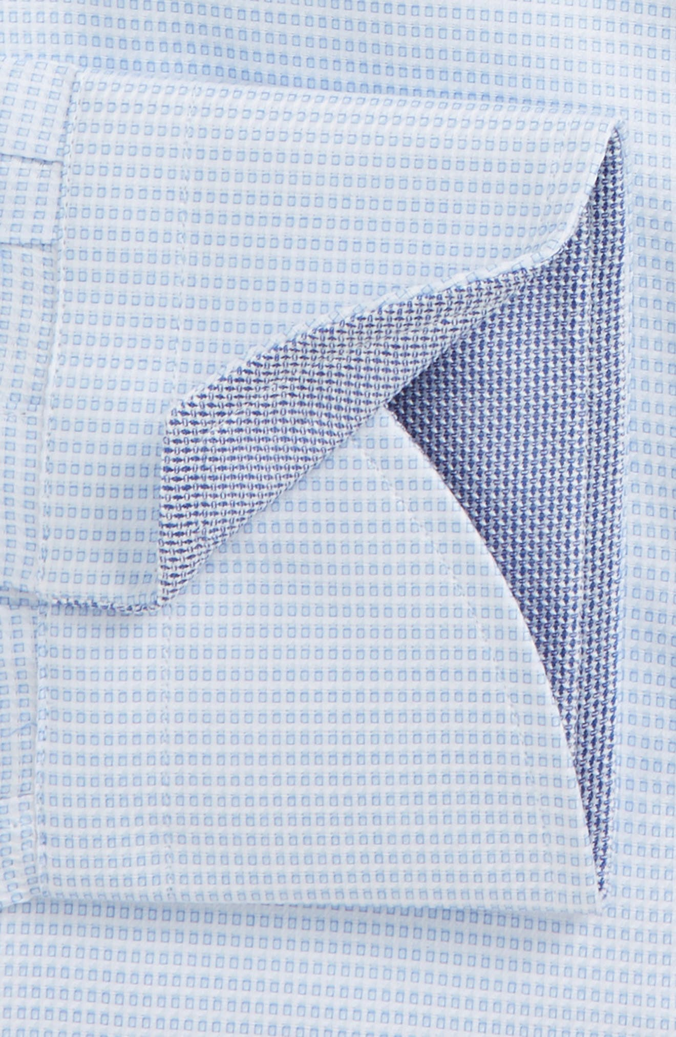 Regular Fit Solid Dress Shirt,                             Alternate thumbnail 2, color,                             450