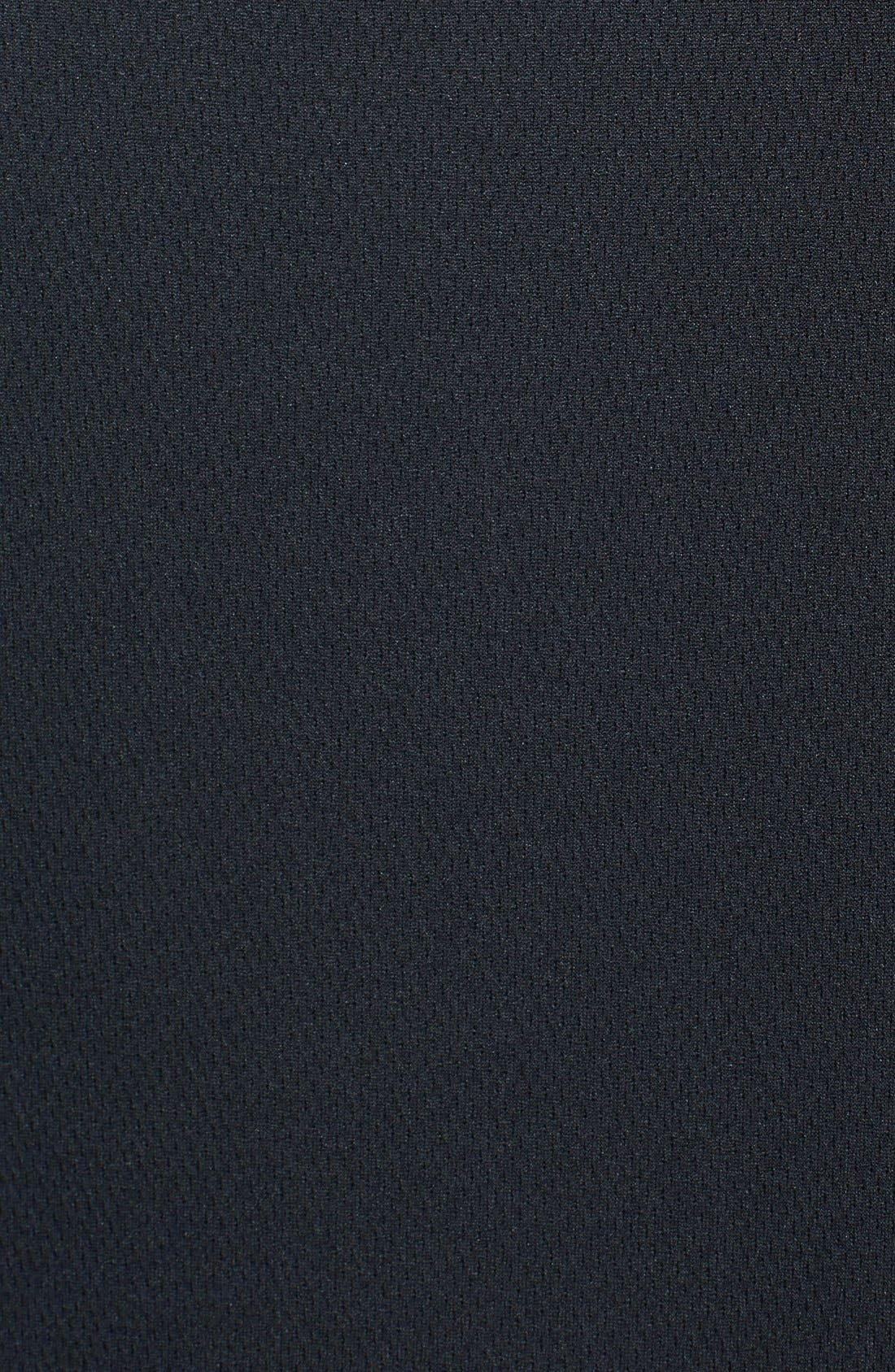 Washington DC NFL Team - Edge DryTec Moisture Wicking Half Zip Pullover,                             Alternate thumbnail 3, color,                             001