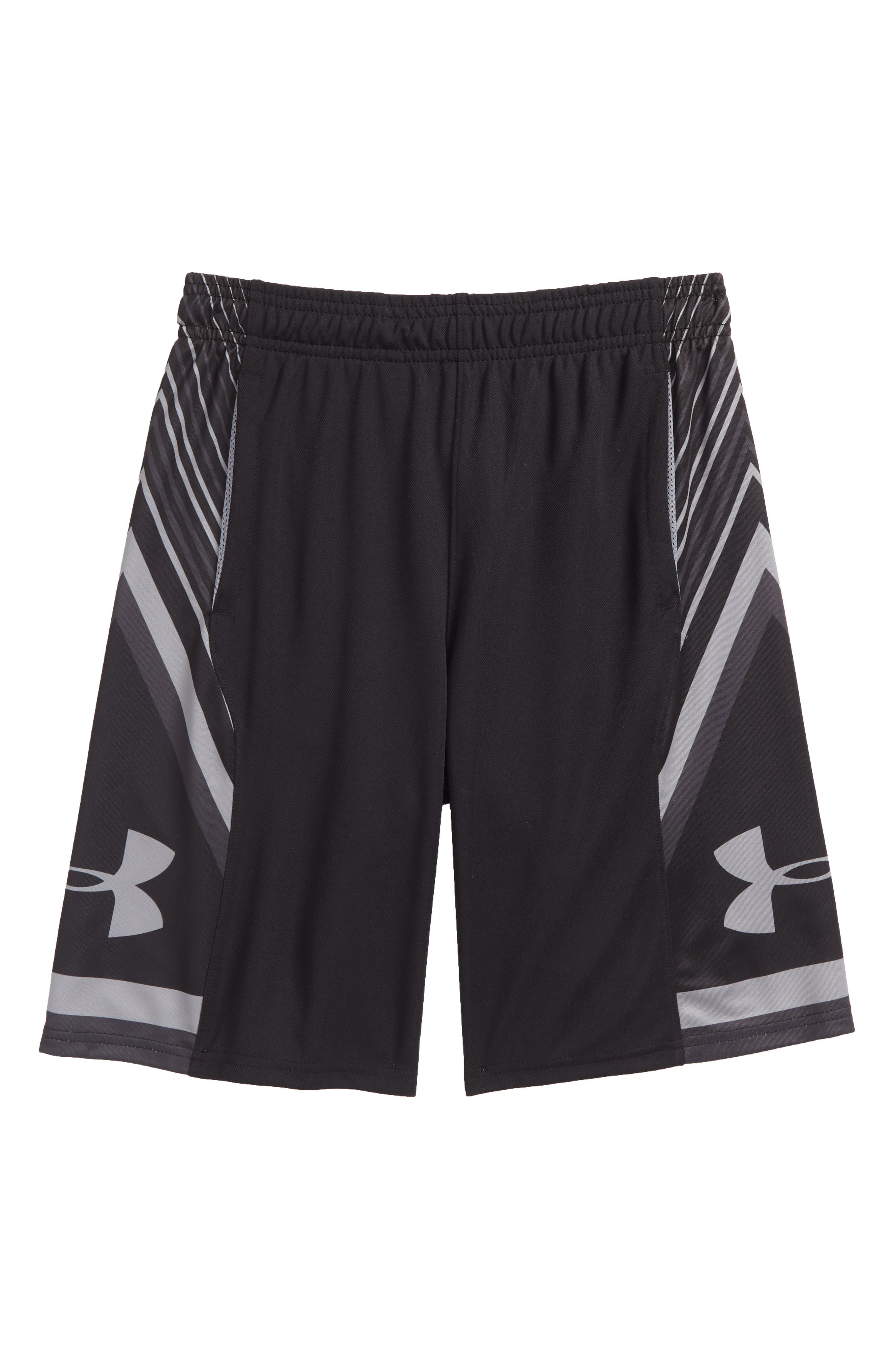 Space the Floor HeatGear<sup>®</sup> Shorts,                         Main,                         color, 001