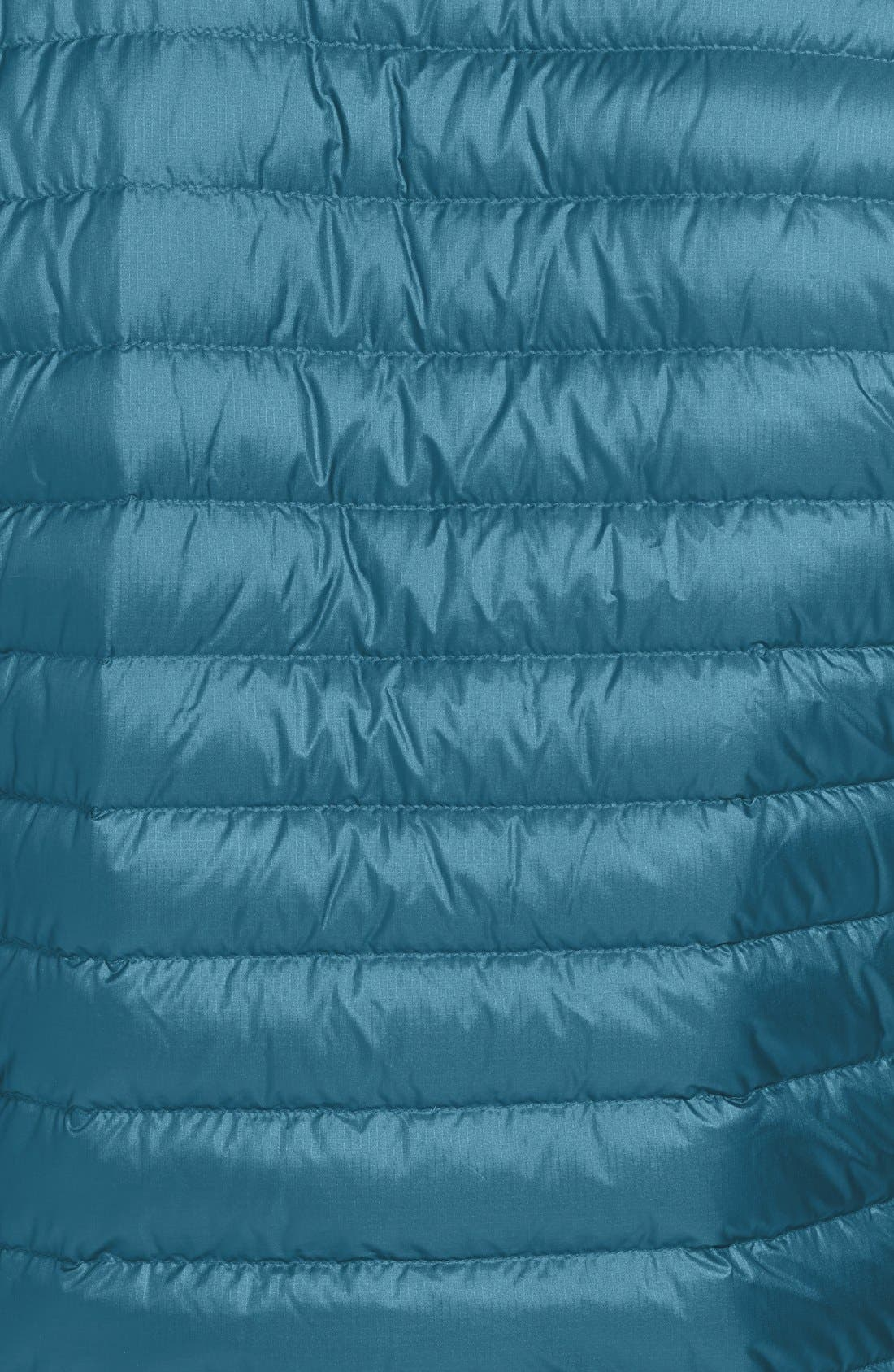 Water Repellent Down Jacket,                             Alternate thumbnail 34, color,