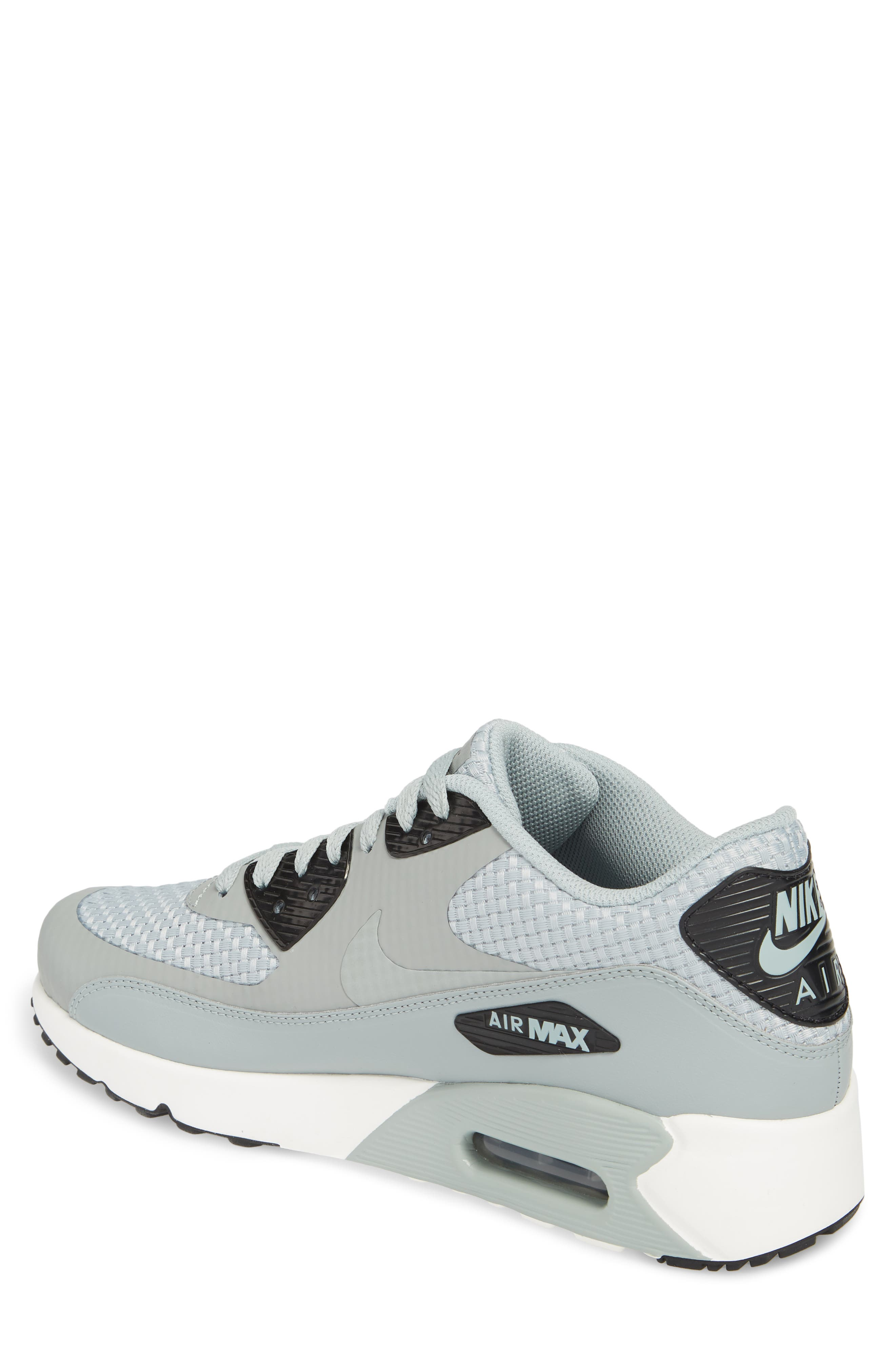 Air Max 90 Ultra 2.0 SE Sneaker,                             Alternate thumbnail 8, color,