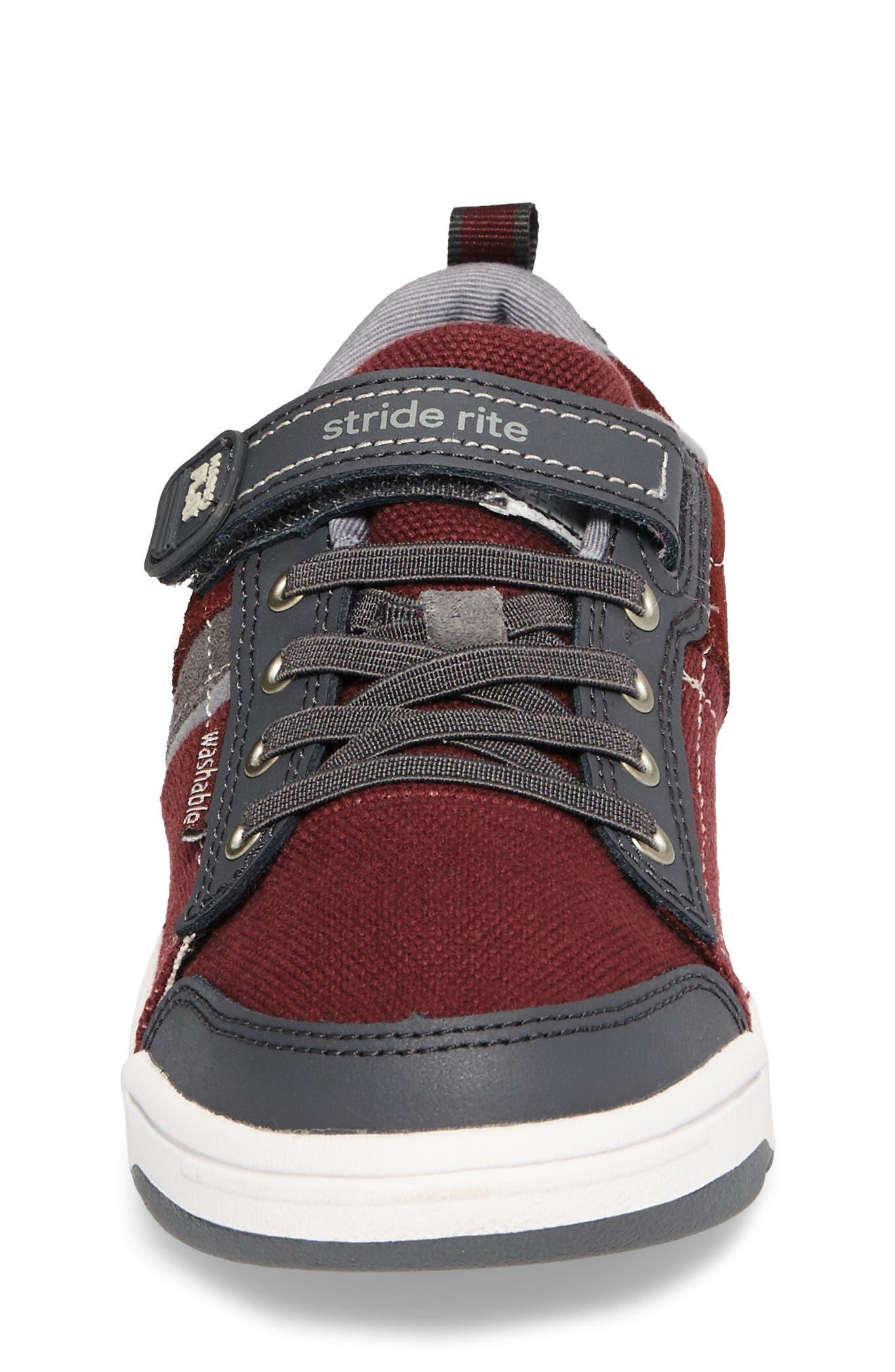 'Made 2 Play<sup>™</sup> - Kaleb' Sneaker,                             Alternate thumbnail 4, color,                             601