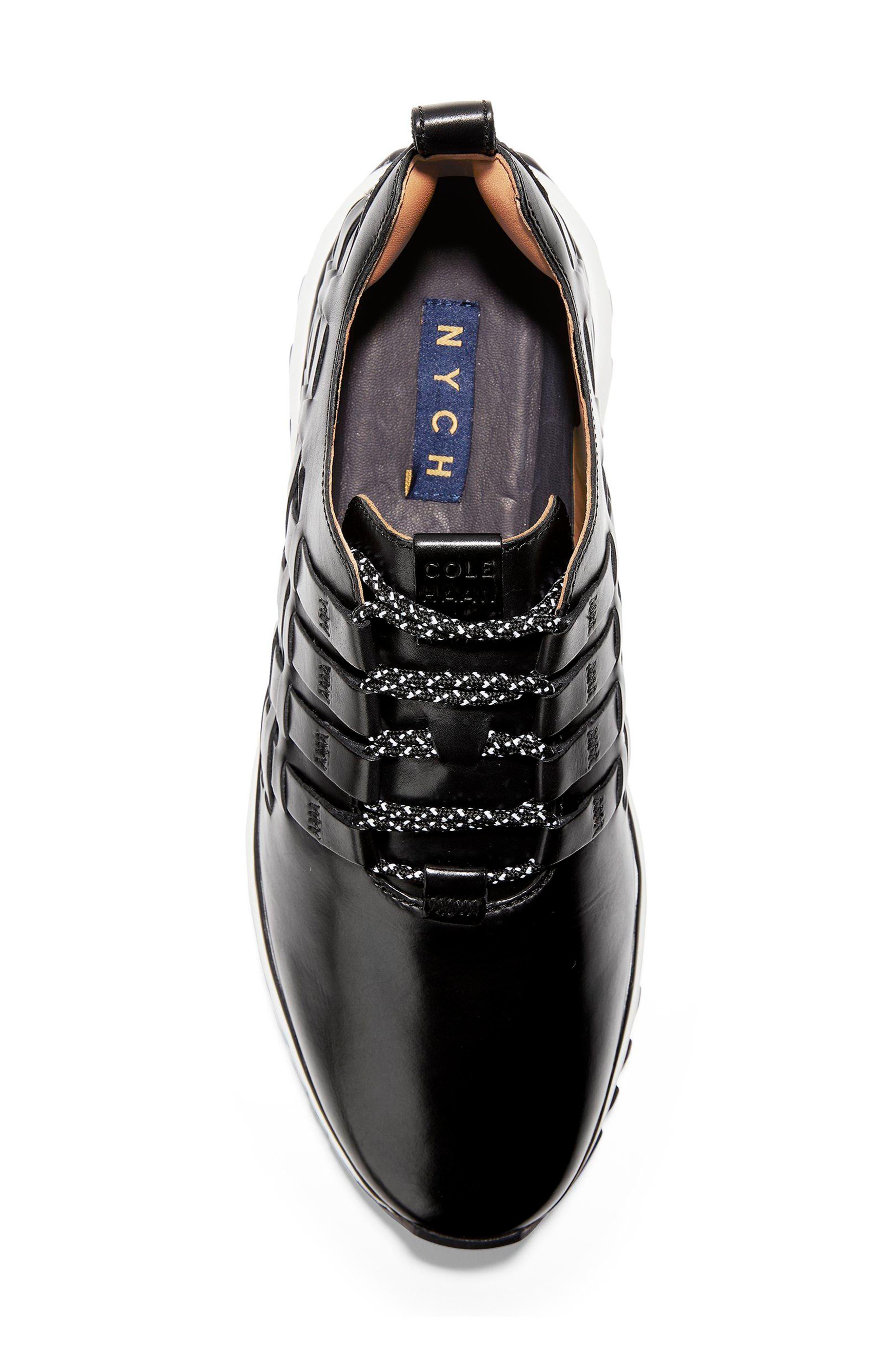 GrandExplore All Terrain Woven Sneaker,                             Alternate thumbnail 5, color,                             001