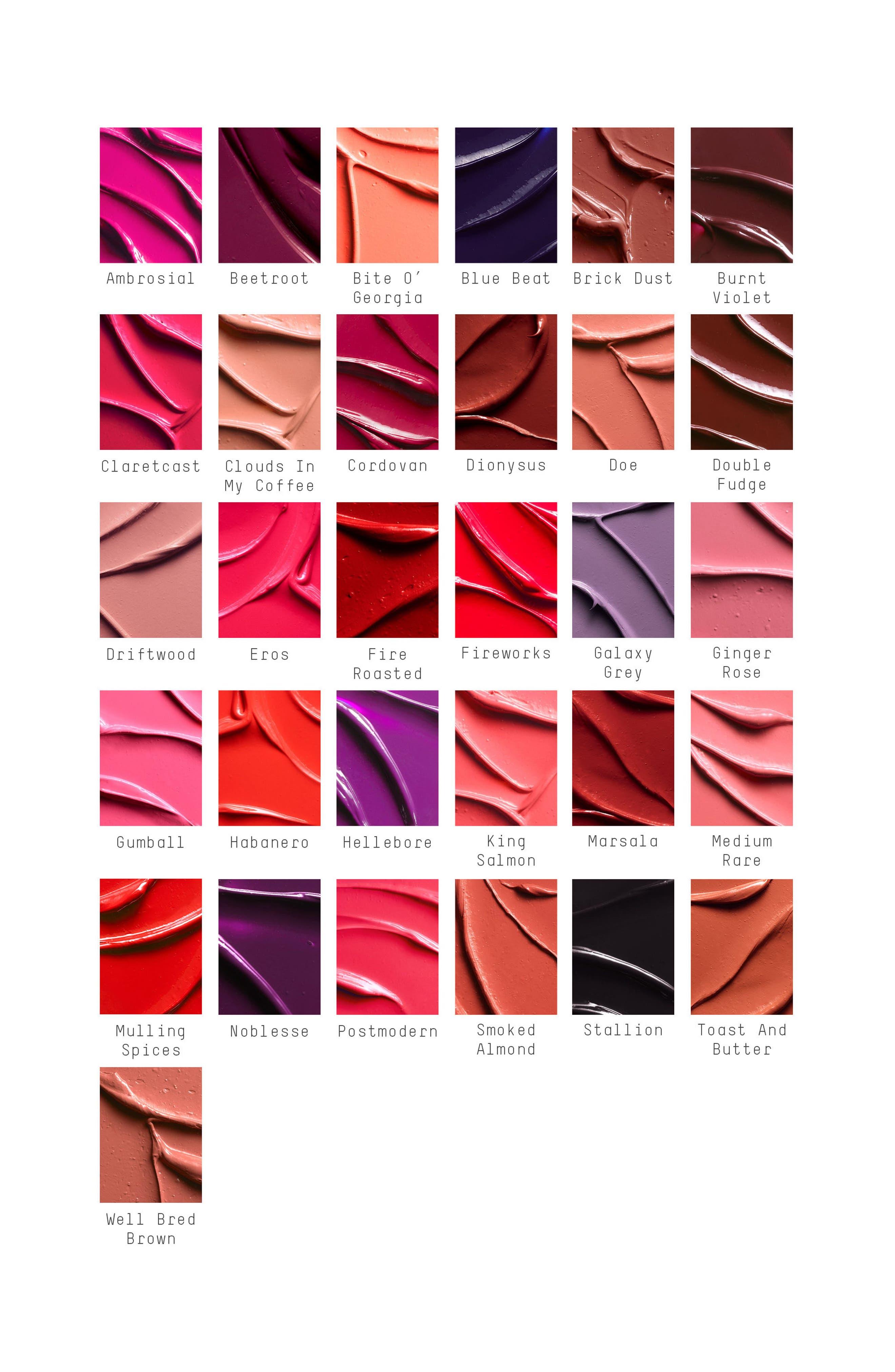 MAC Liptensity Lipstick,                             Alternate thumbnail 3, color,                             DOE