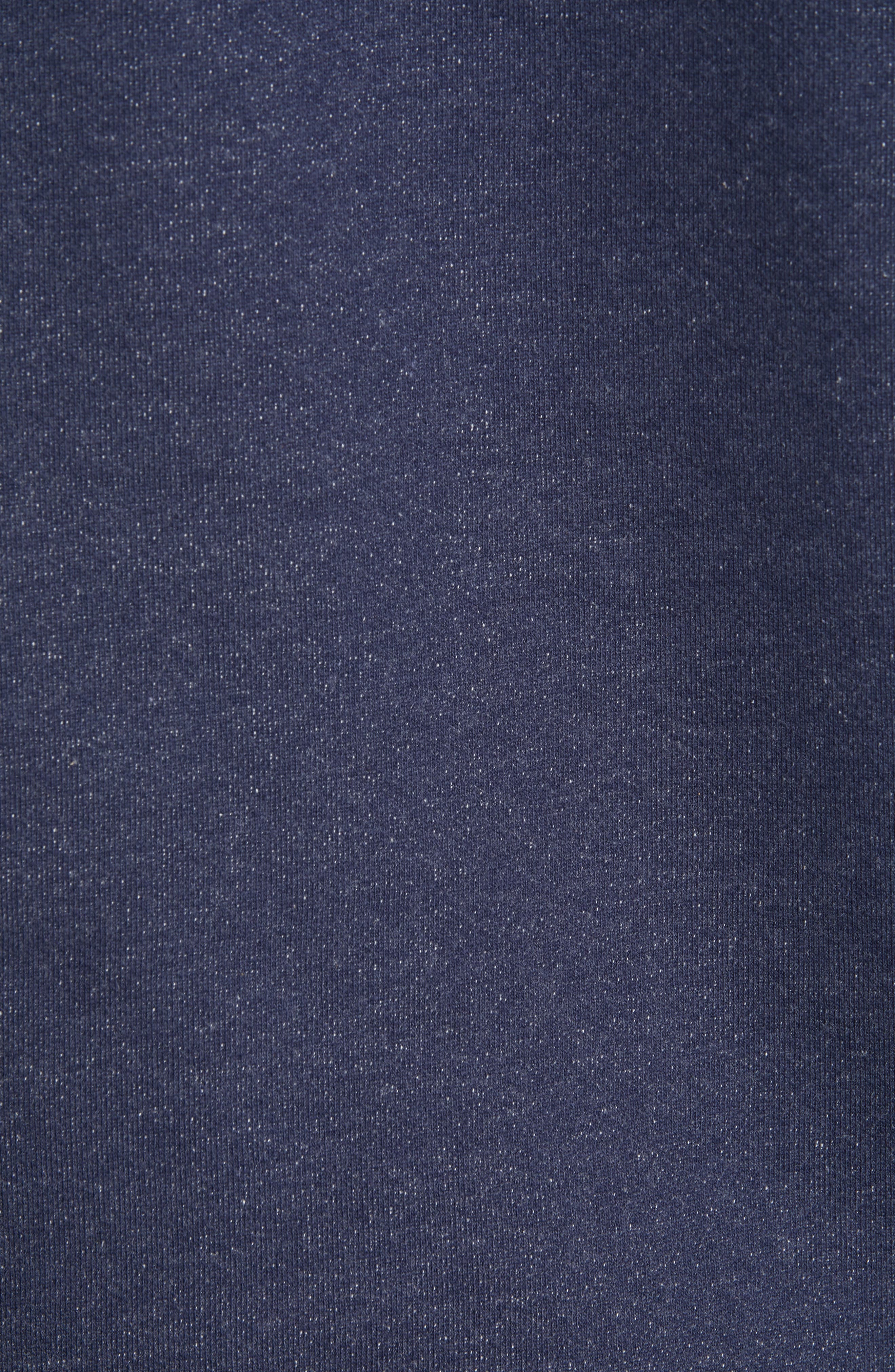 NORSE PROJECTS,                             Ketel Hoodie,                             Alternate thumbnail 5, color,                             DARK NAVY