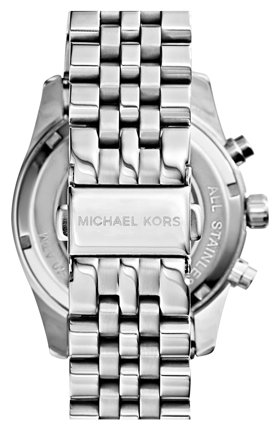 'Lexington' Chronograph Bracelet Watch, 38mm,                             Main thumbnail 2, color,