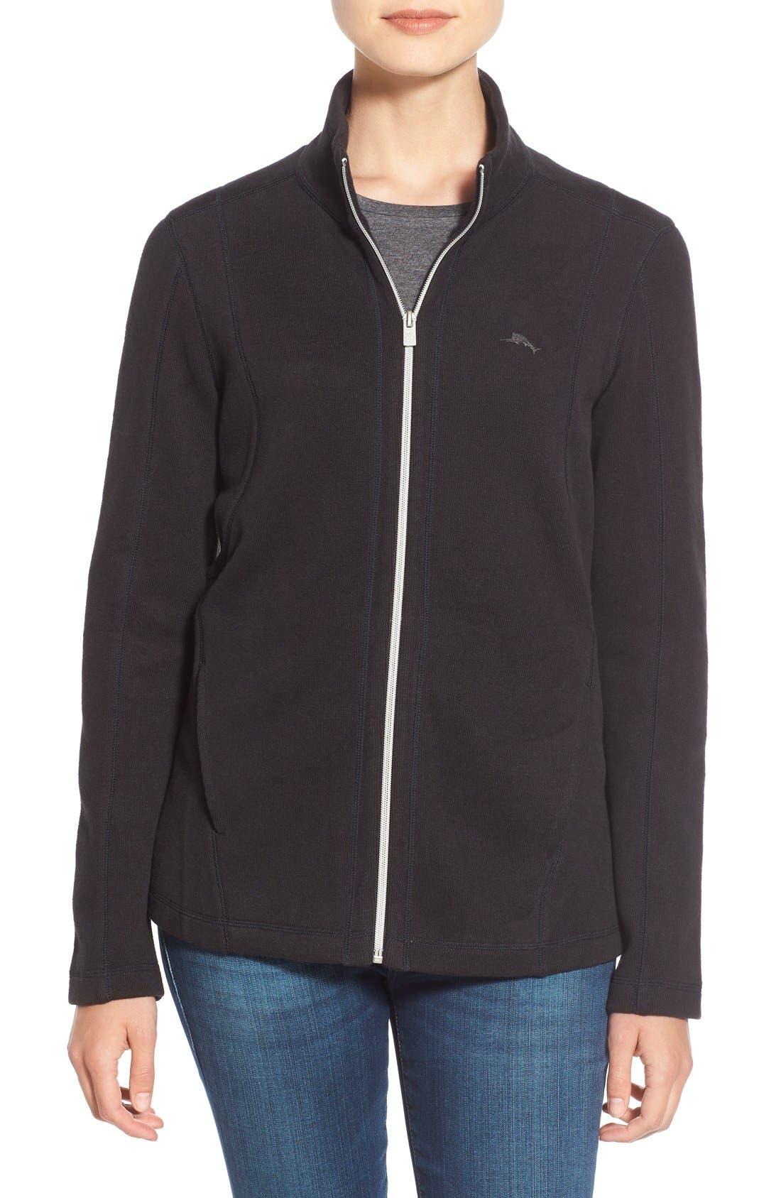 'Aruba' Full Zip Sweatshirt,                         Main,                         color,