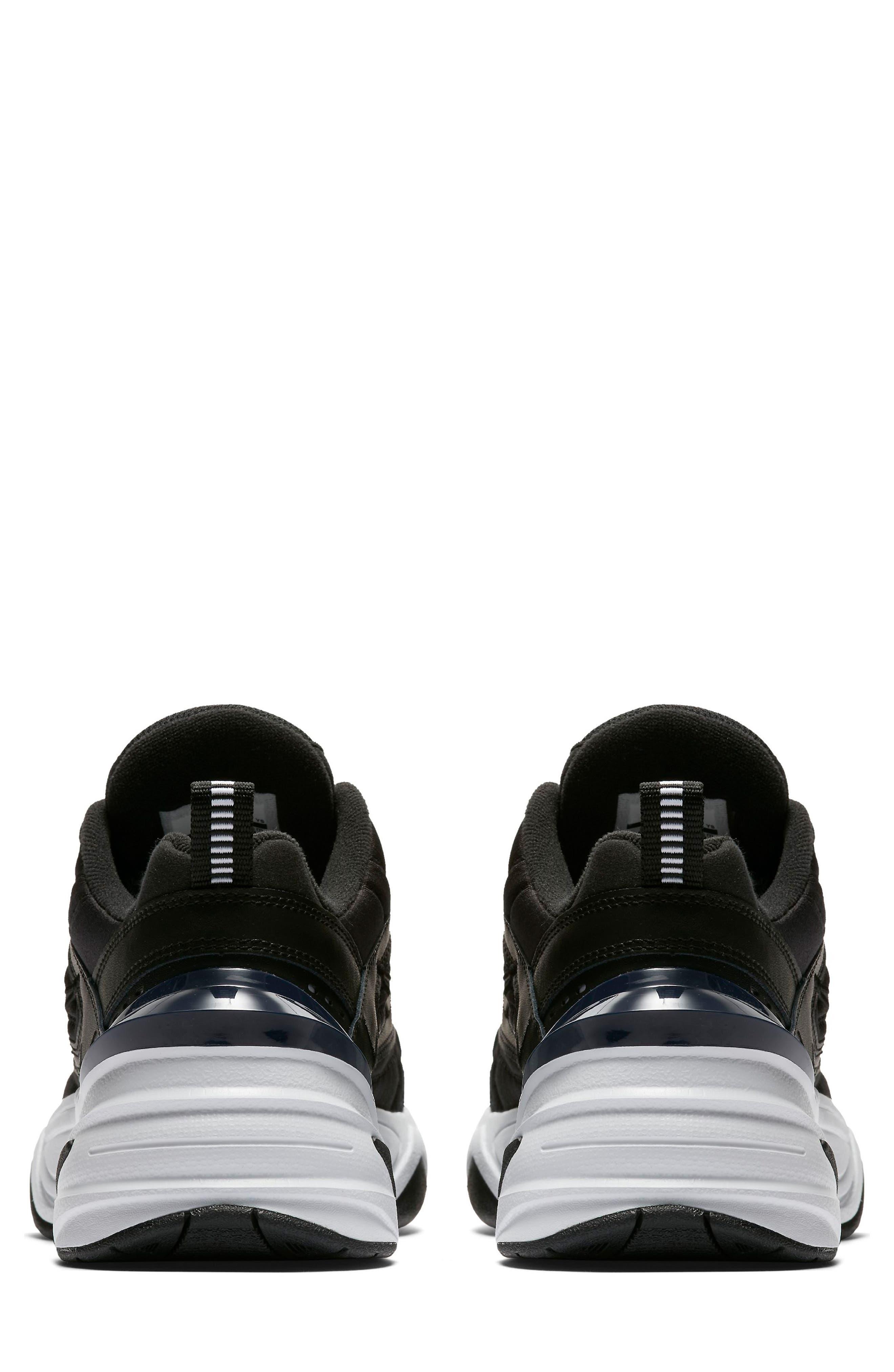 M2K Tekno Sneaker,                             Alternate thumbnail 2, color,                             BLACK/ OFF WHITE/ OBSIDIAN