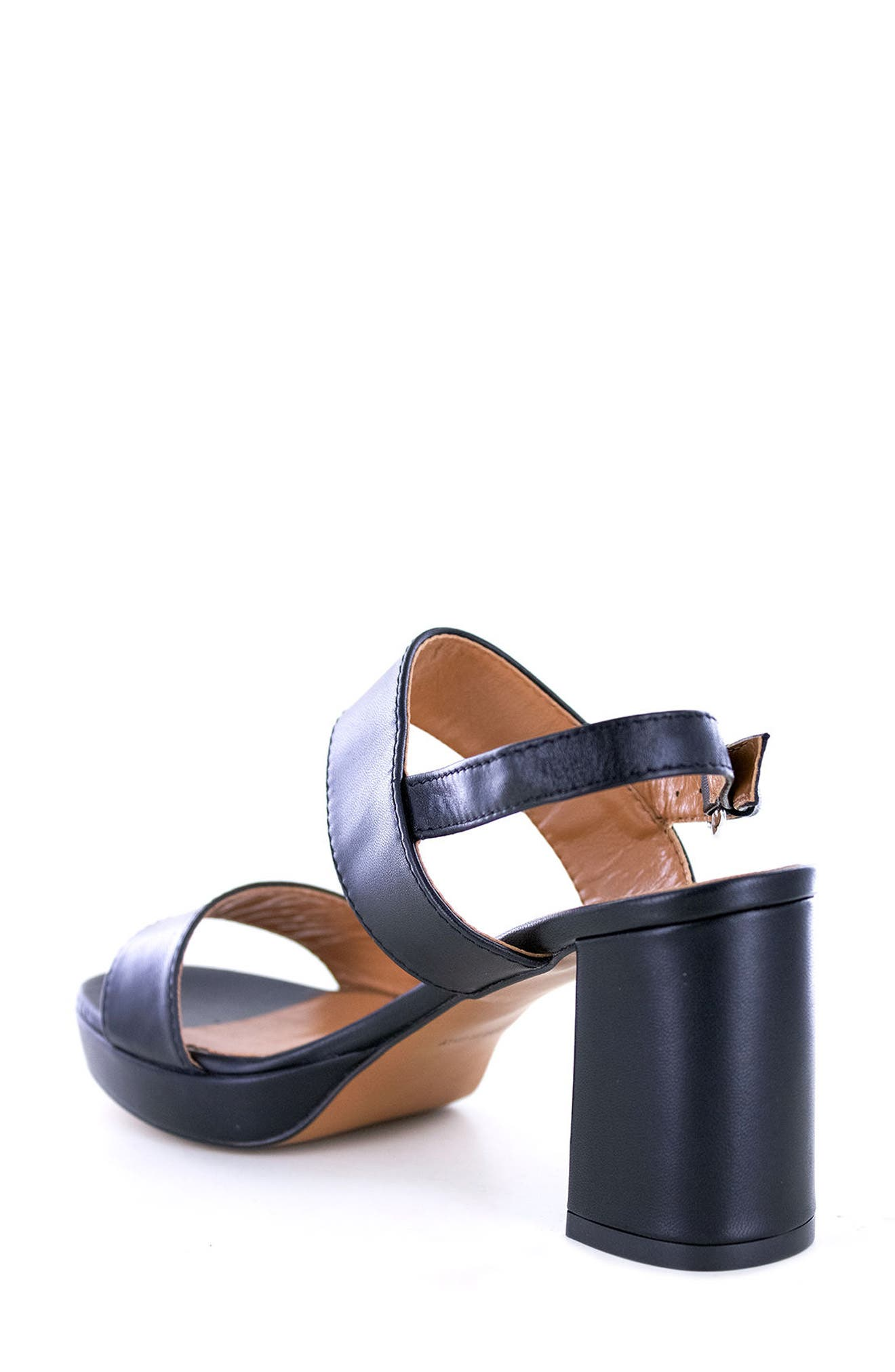 Summit Emilia Block Heel Sandal,                             Alternate thumbnail 4, color,