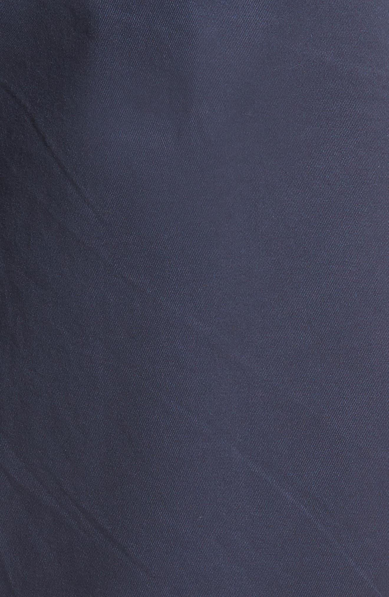 Ballard Slim Fit Stretch Chino 11-Inch Shorts,                             Alternate thumbnail 70, color,