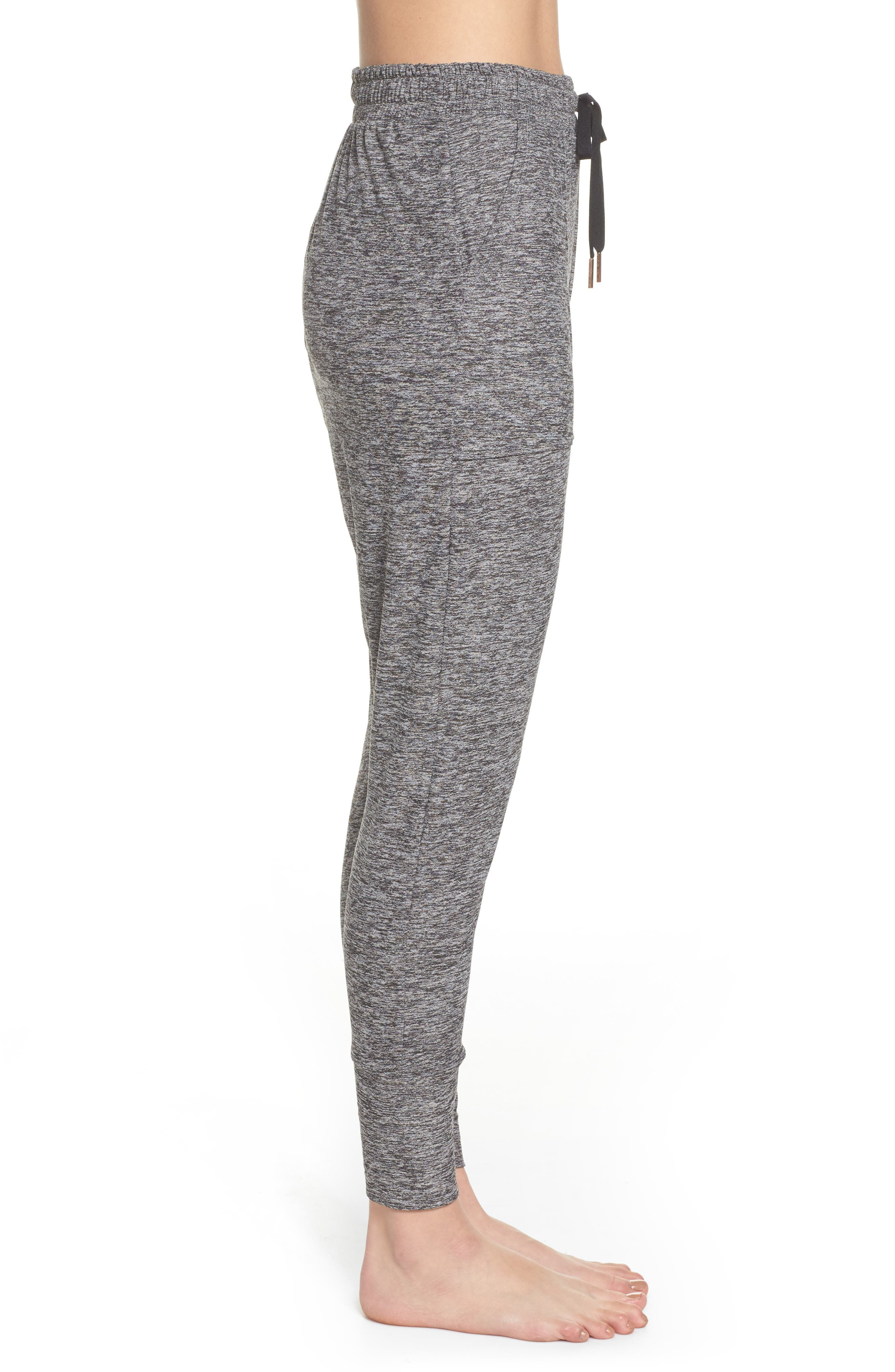 Weekend Traveler Midi Sweatpants,                             Alternate thumbnail 6, color,