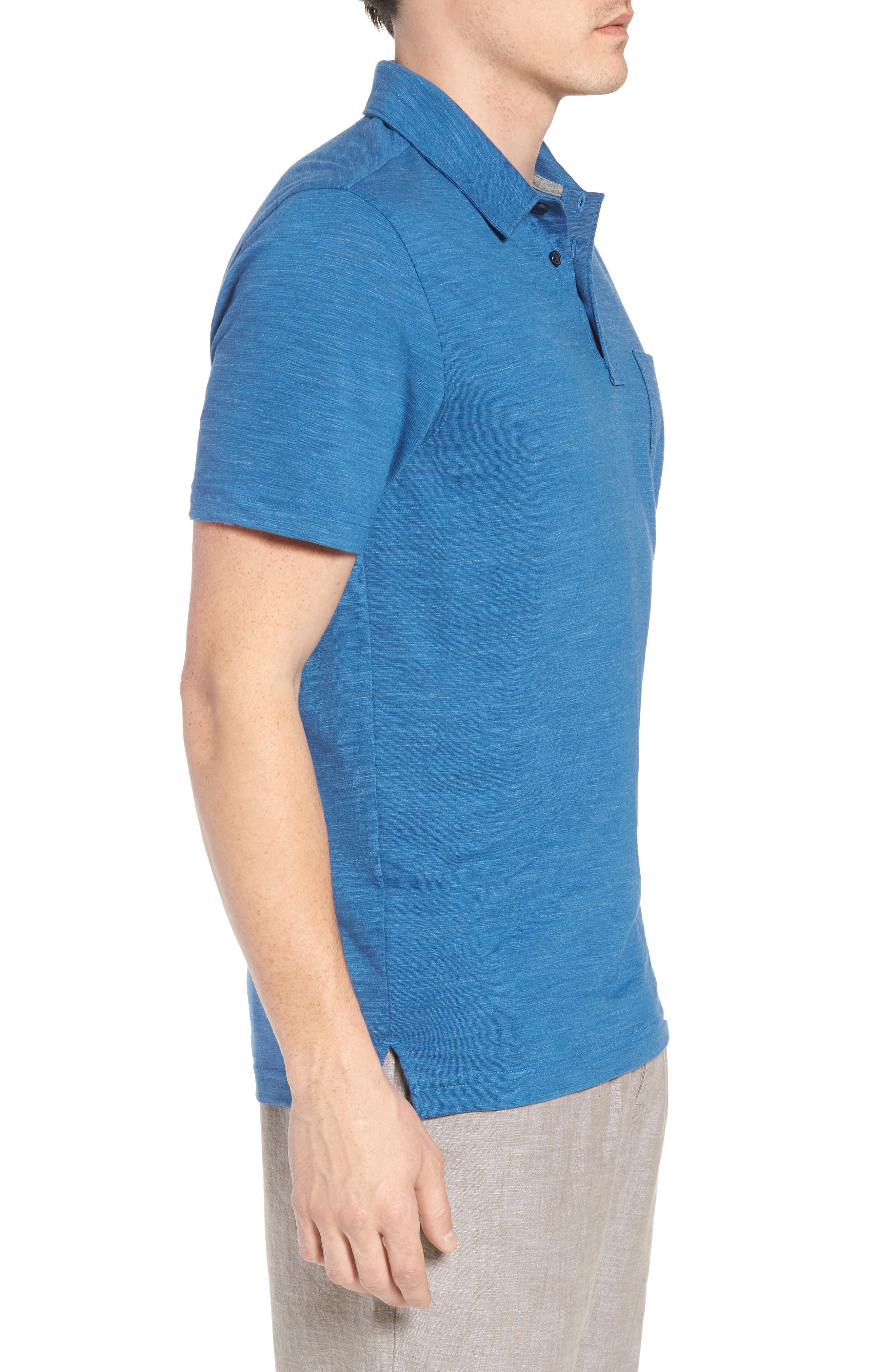 Space Dyed Pocket Polo,                             Alternate thumbnail 17, color,