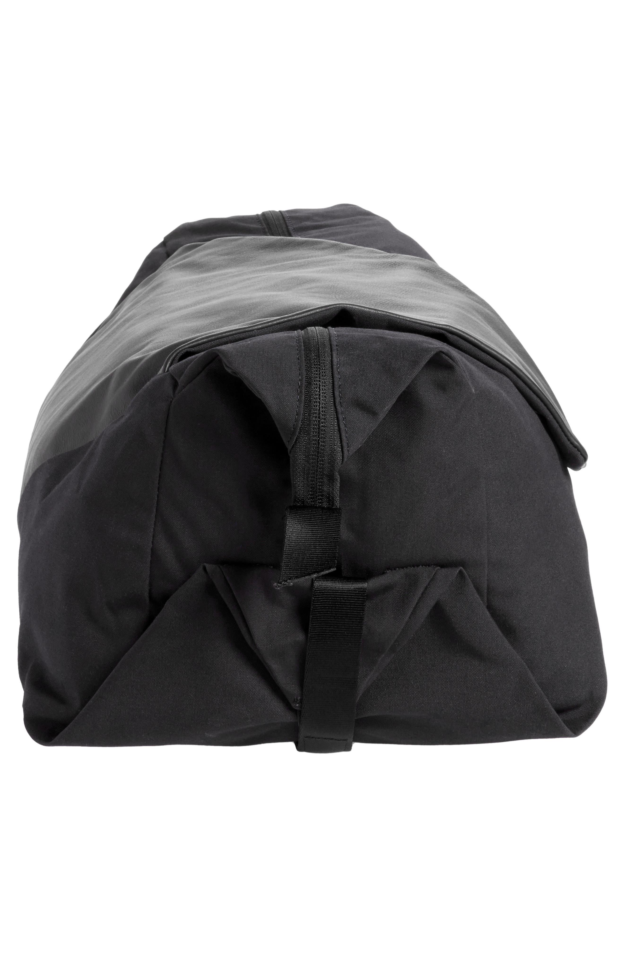Lux Daily Duffel Bag,                             Alternate thumbnail 6, color,                             001