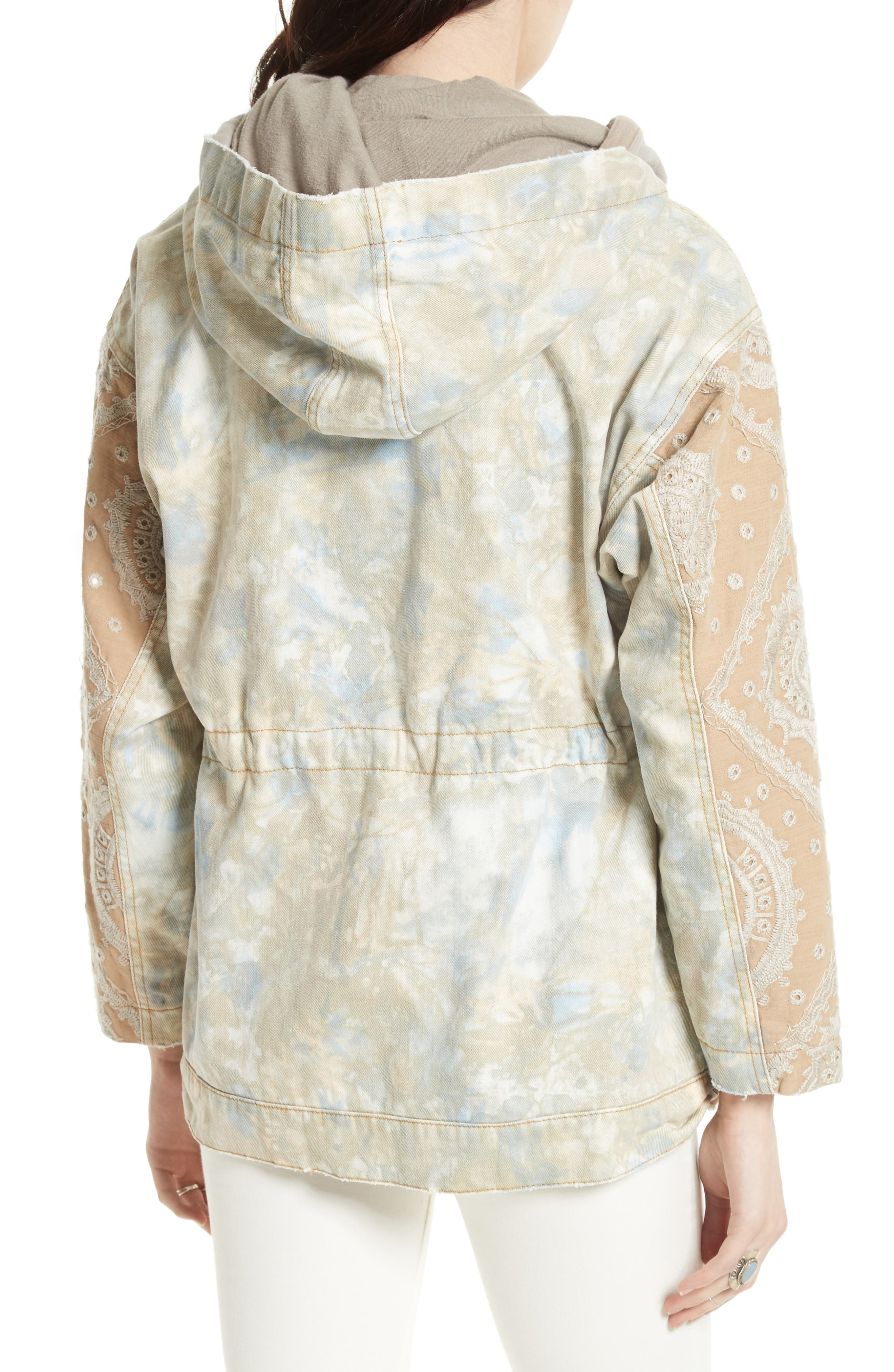 FREE PEOPLE,                             Layered Parka,                             Alternate thumbnail 2, color,                             250