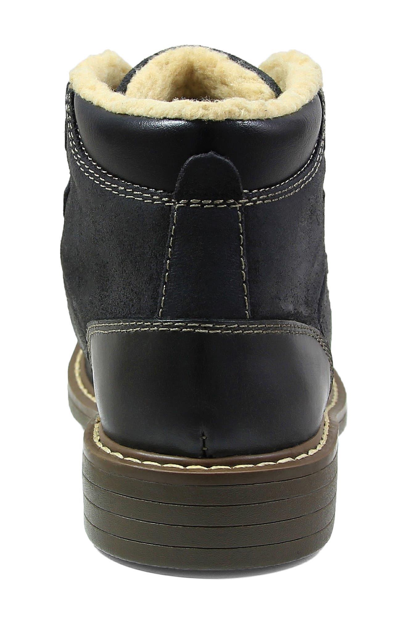 Studio Alpine Plush Lined Boot,                             Alternate thumbnail 7, color,                             020