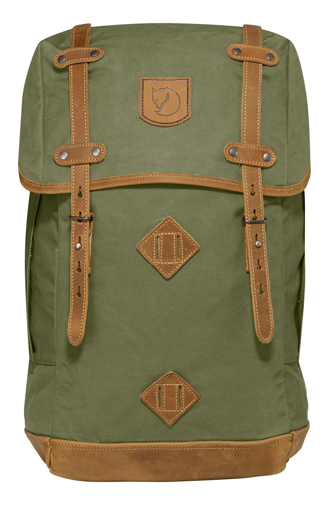 'Rucksack No. 21' Large Backpack,                             Main thumbnail 5, color,