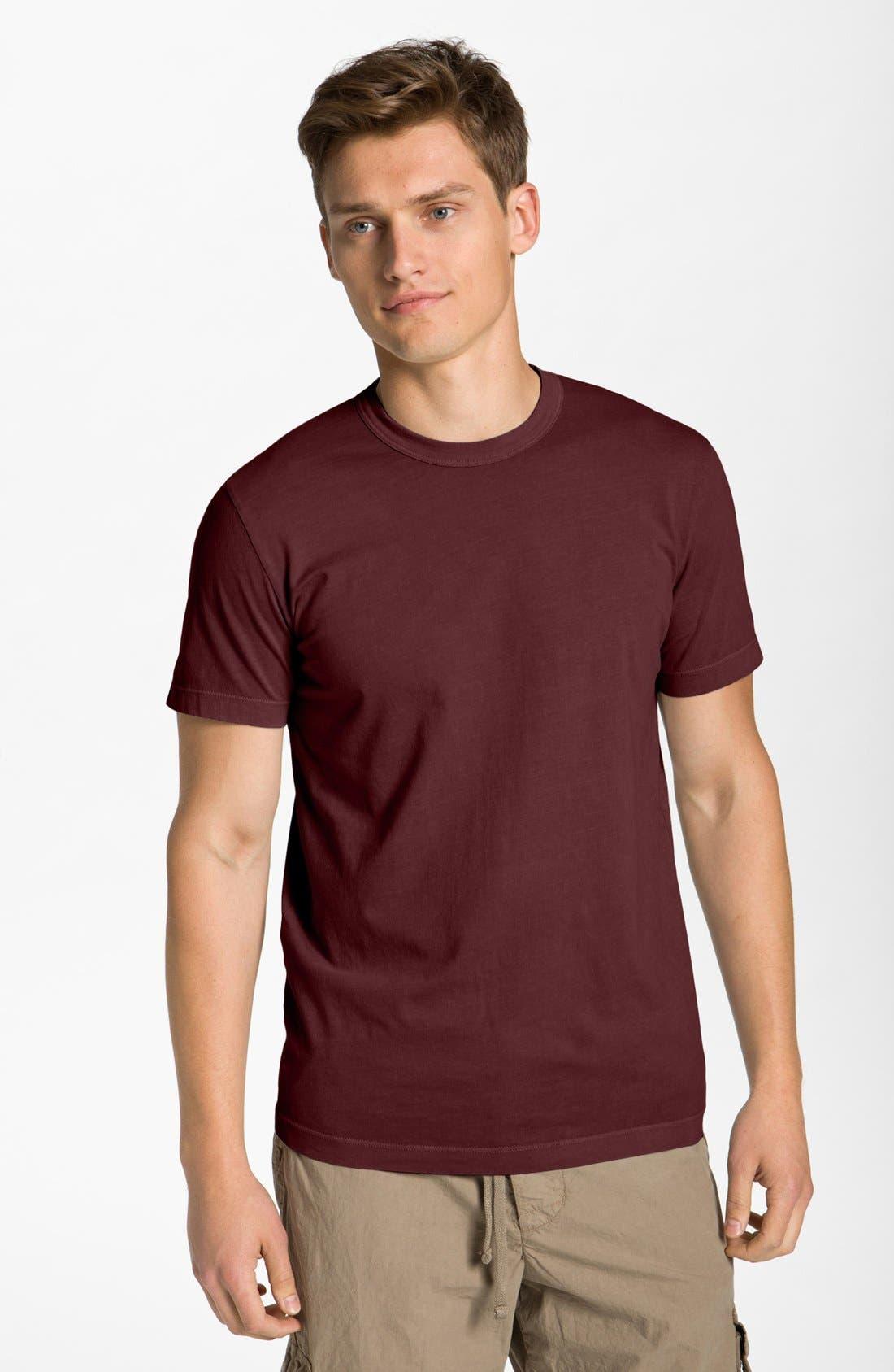 Crewneck Jersey T-Shirt,                             Main thumbnail 99, color,