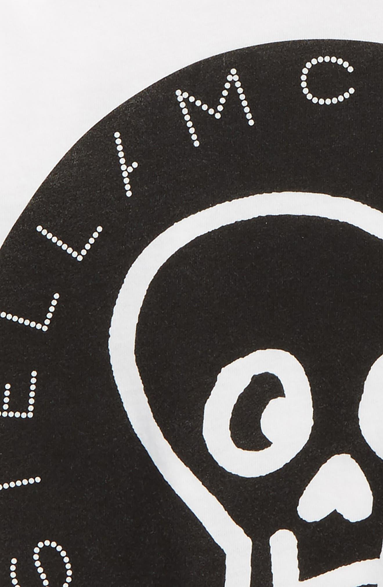 Arrow Skull T-Shirt,                             Alternate thumbnail 2, color,                             100