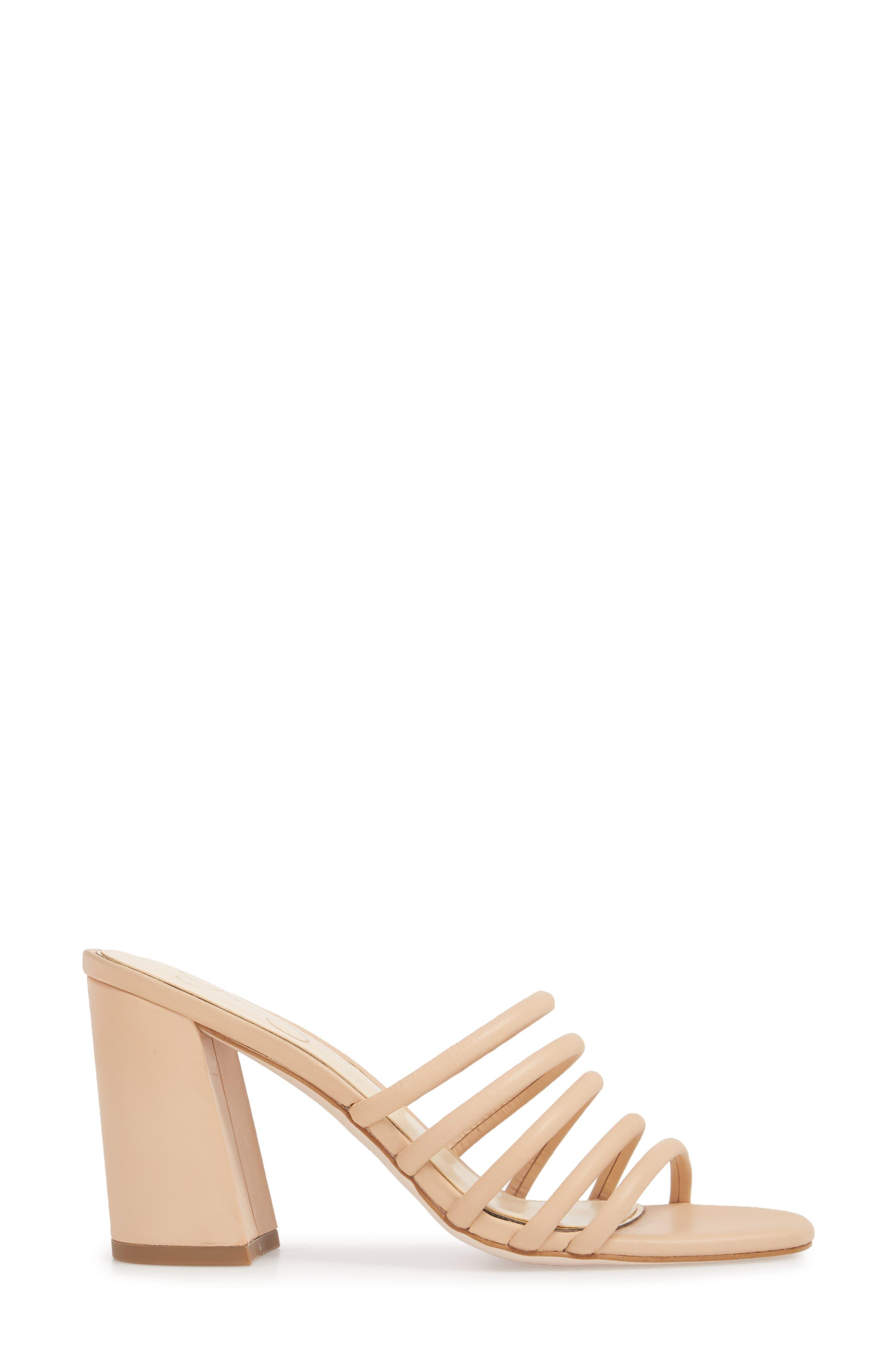 Fixton Strappy Slide Sandal,                             Alternate thumbnail 3, color,                             260