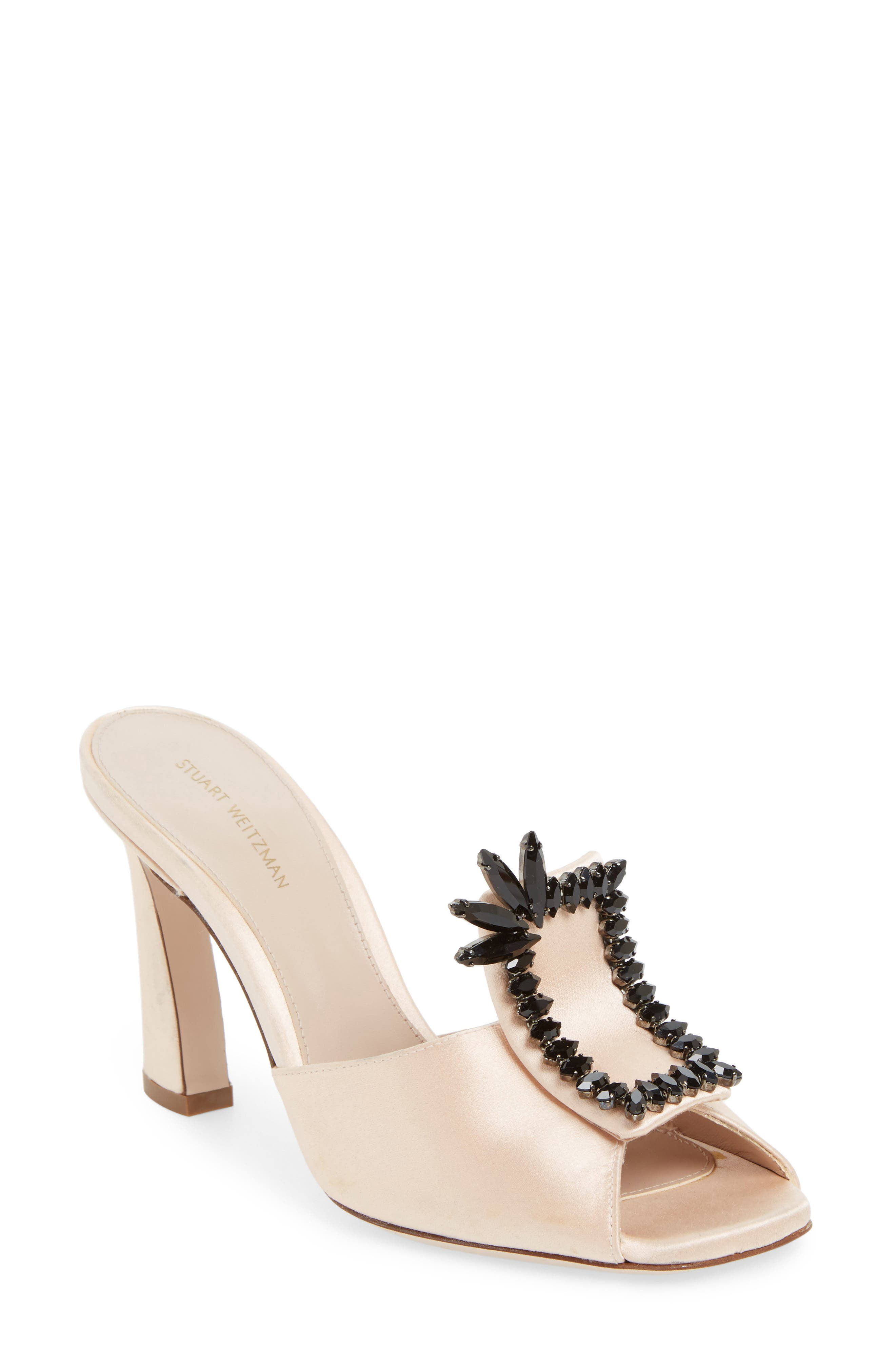 Radiance Embellished d'Orsay Sandal,                             Main thumbnail 1, color,                             270