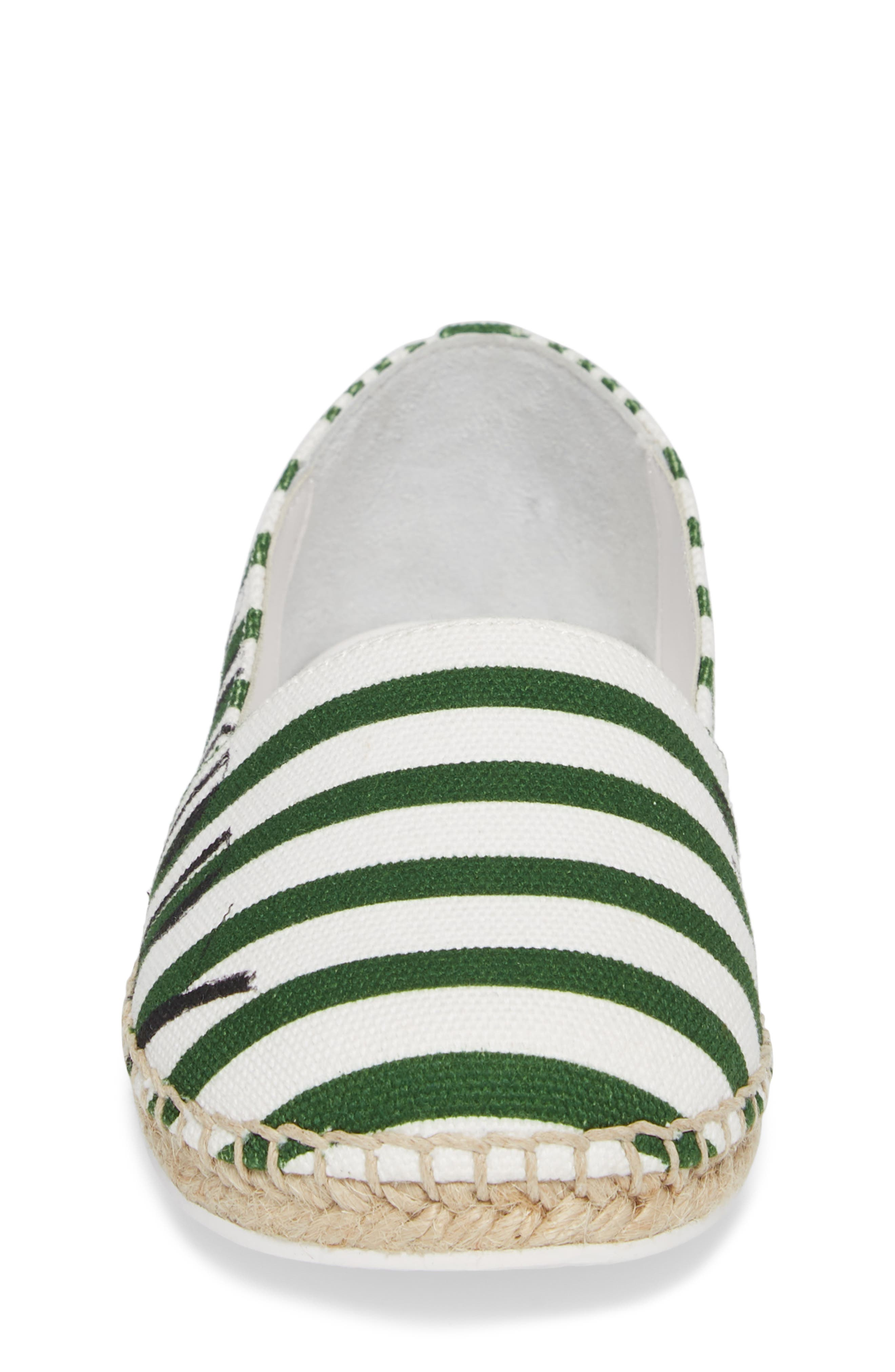 Peckfield Espadrille Slip-On,                             Alternate thumbnail 4, color,                             329