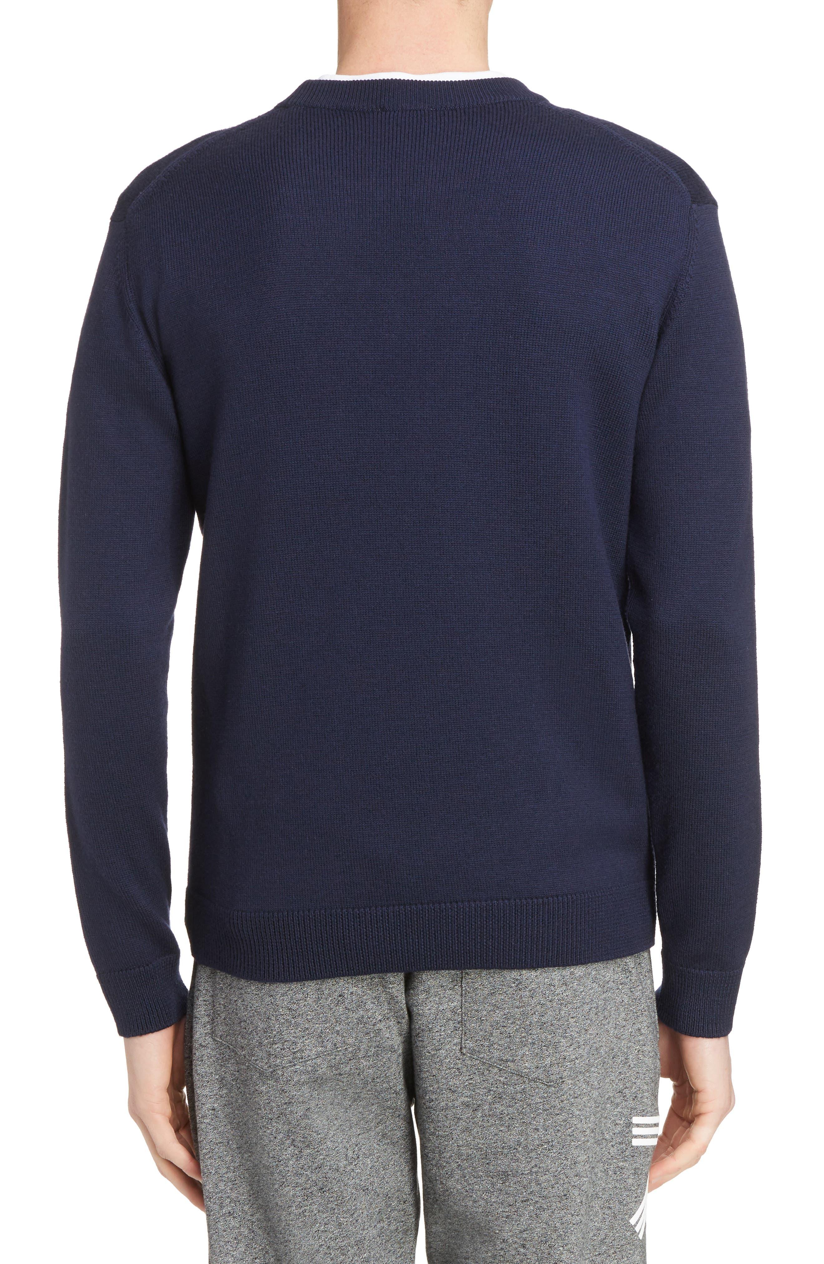 Cotton Pullover,                             Alternate thumbnail 2, color,                             421