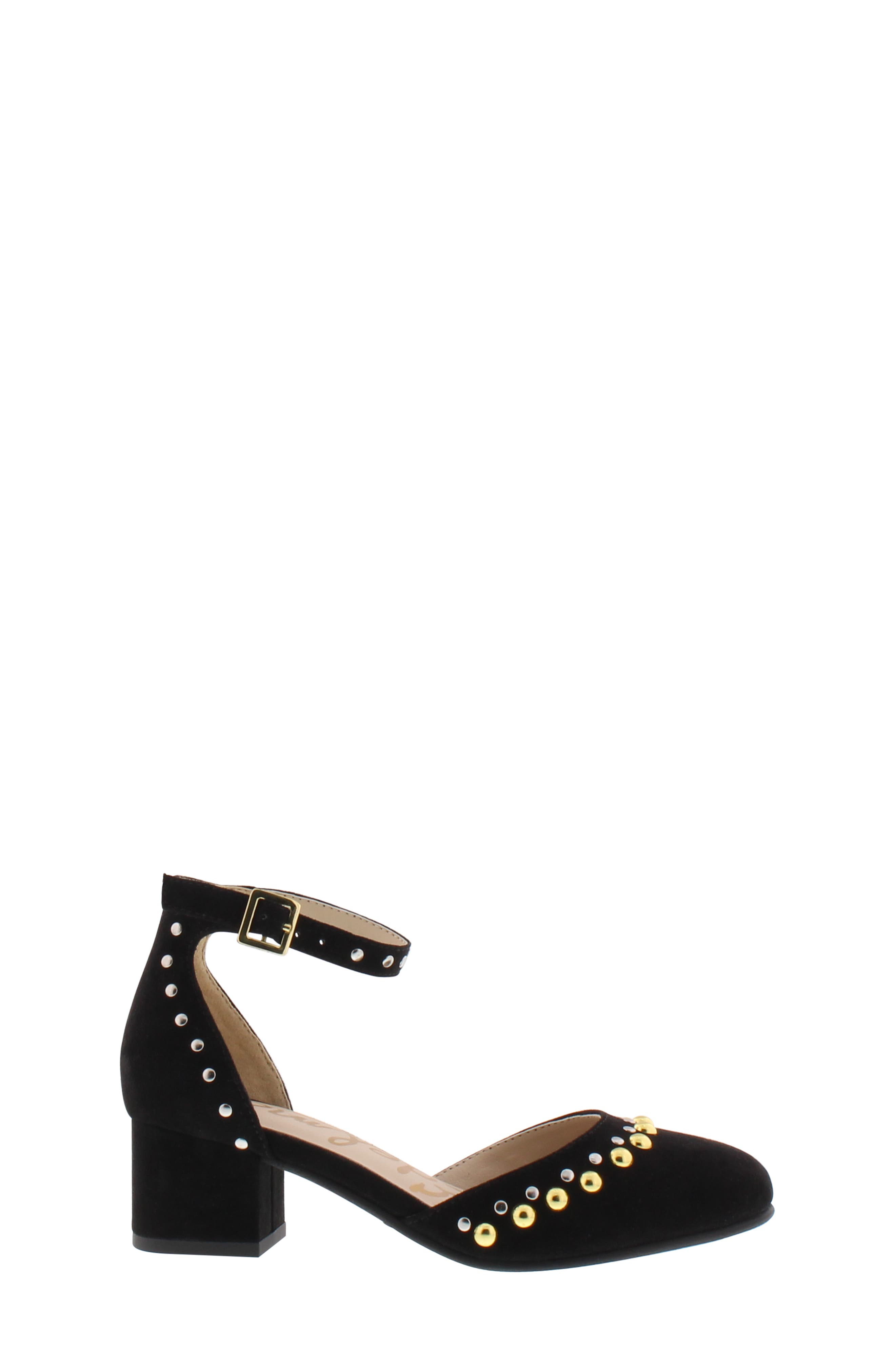 Evelyn Edie Pump,                             Alternate thumbnail 3, color,                             BLACK